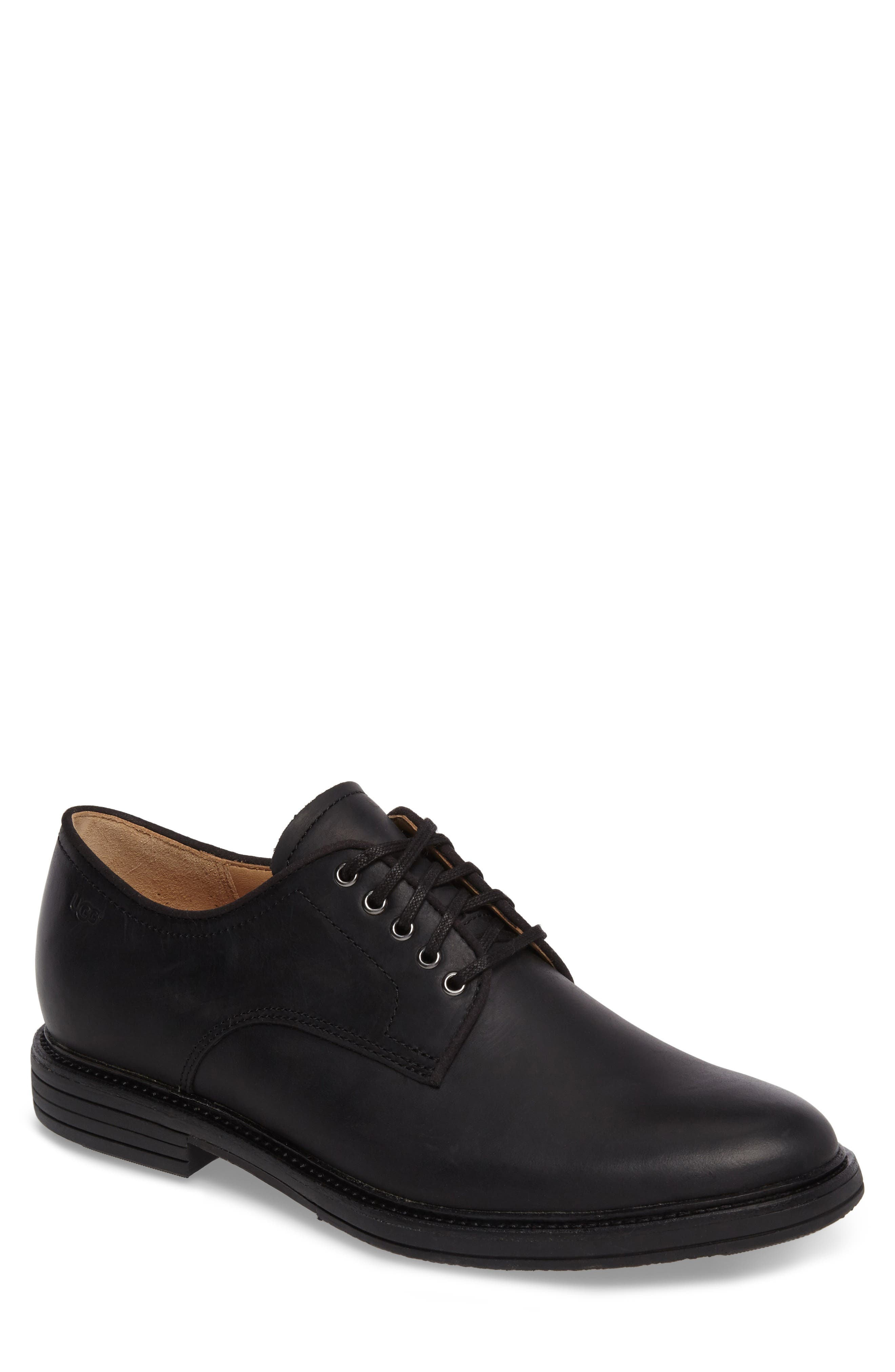 Jovin Buck Shoe,                             Main thumbnail 1, color,                             Black