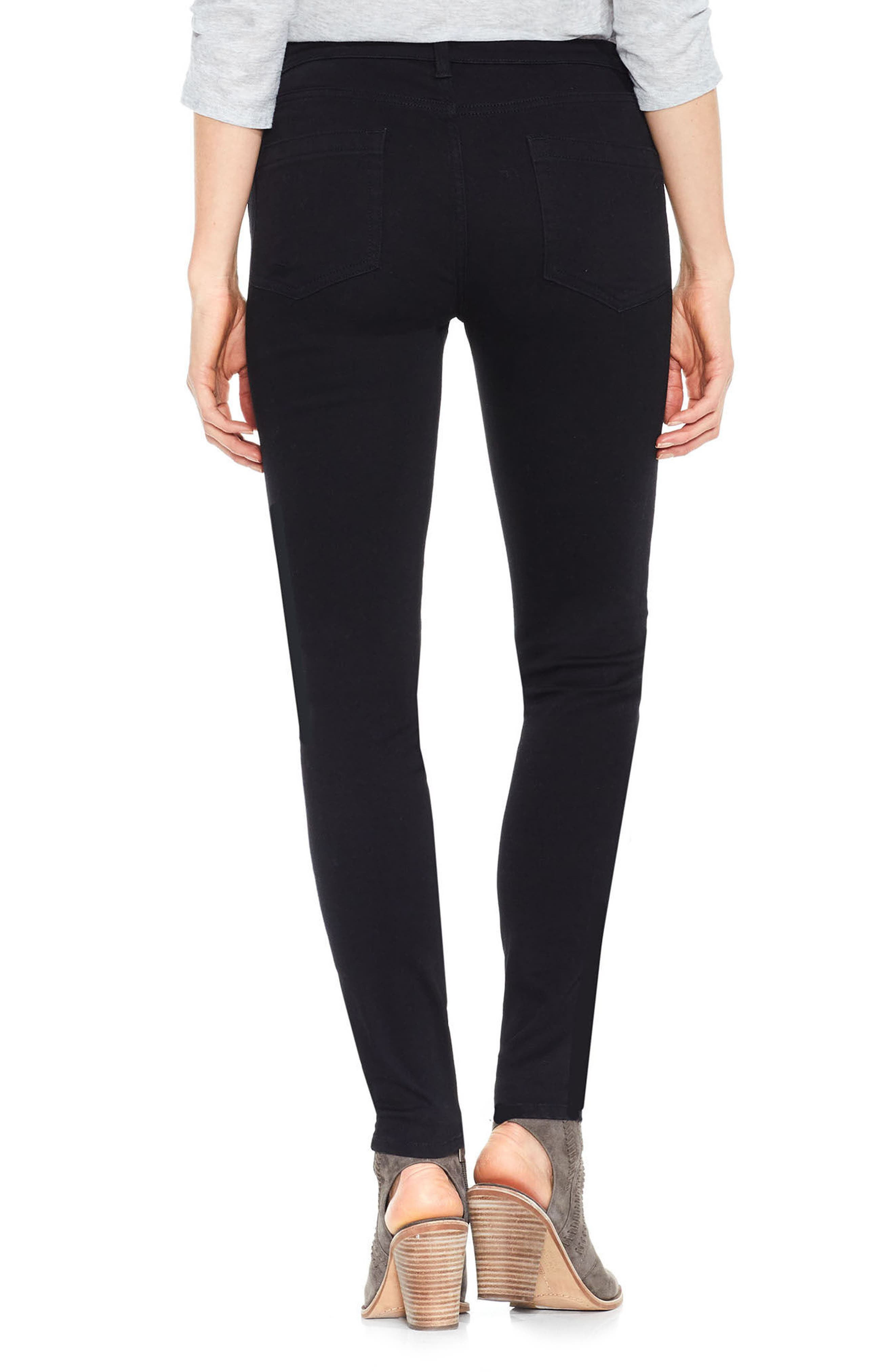 Alternate Image 2  - Vince Camuto Stretch Skinny Jeans