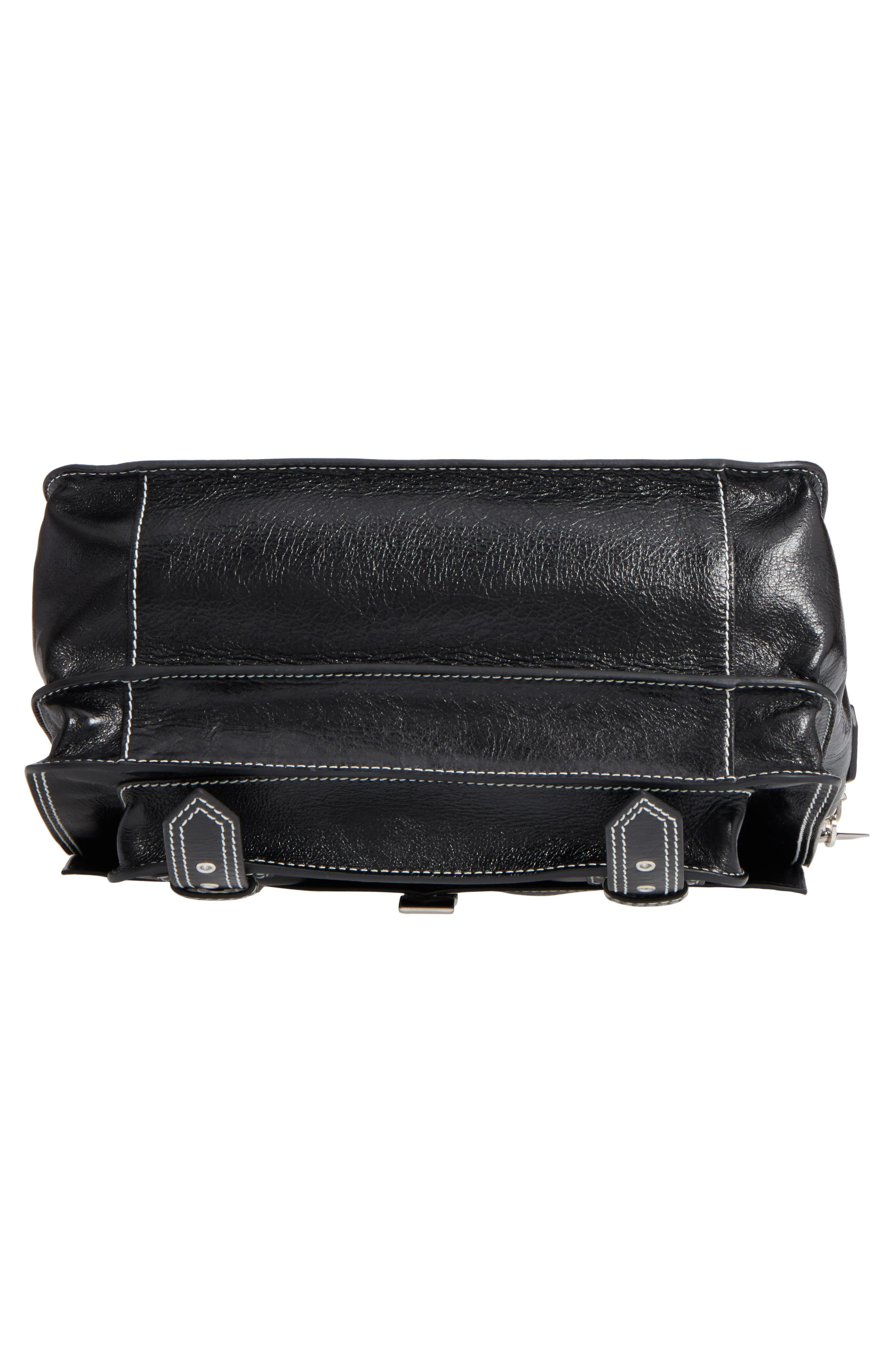 Alternate Image 5  - Proenza Schouler Medium PS1 Calfskin Leather Satchel