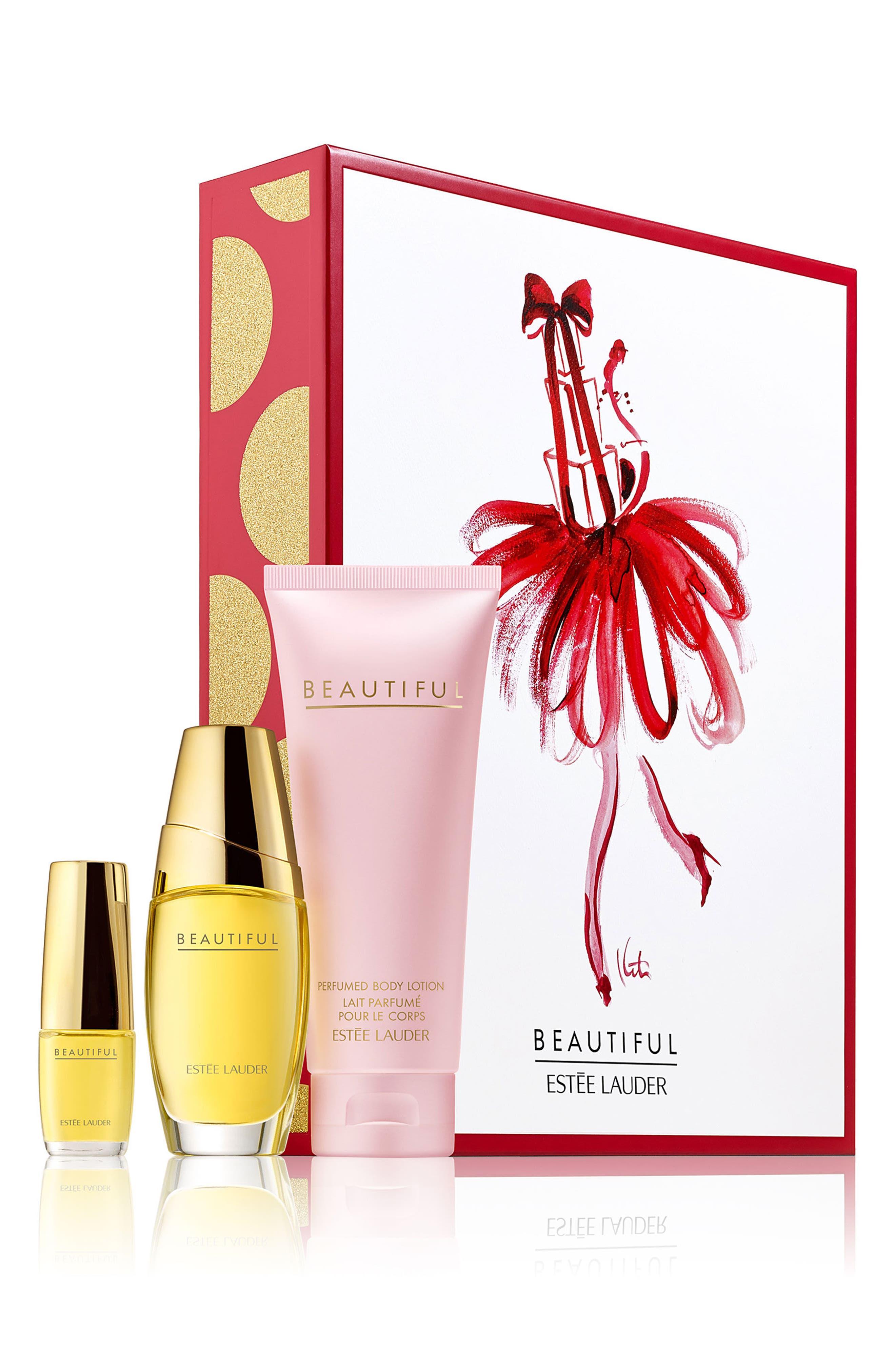 Estée Lauder Beautiful to Go Collection ($87 Value)