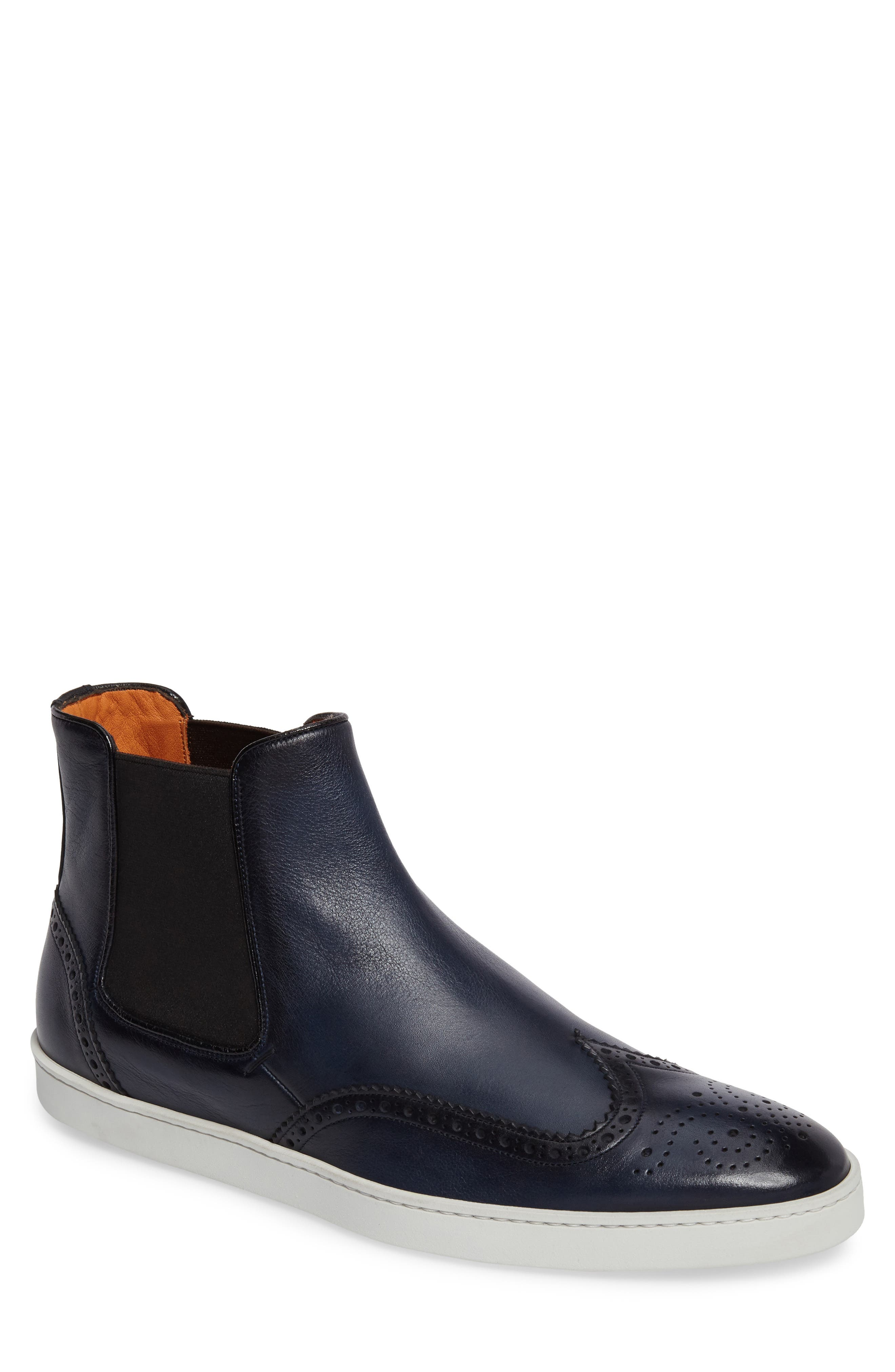 Santoni Giulio Chelsea Boot (Men)