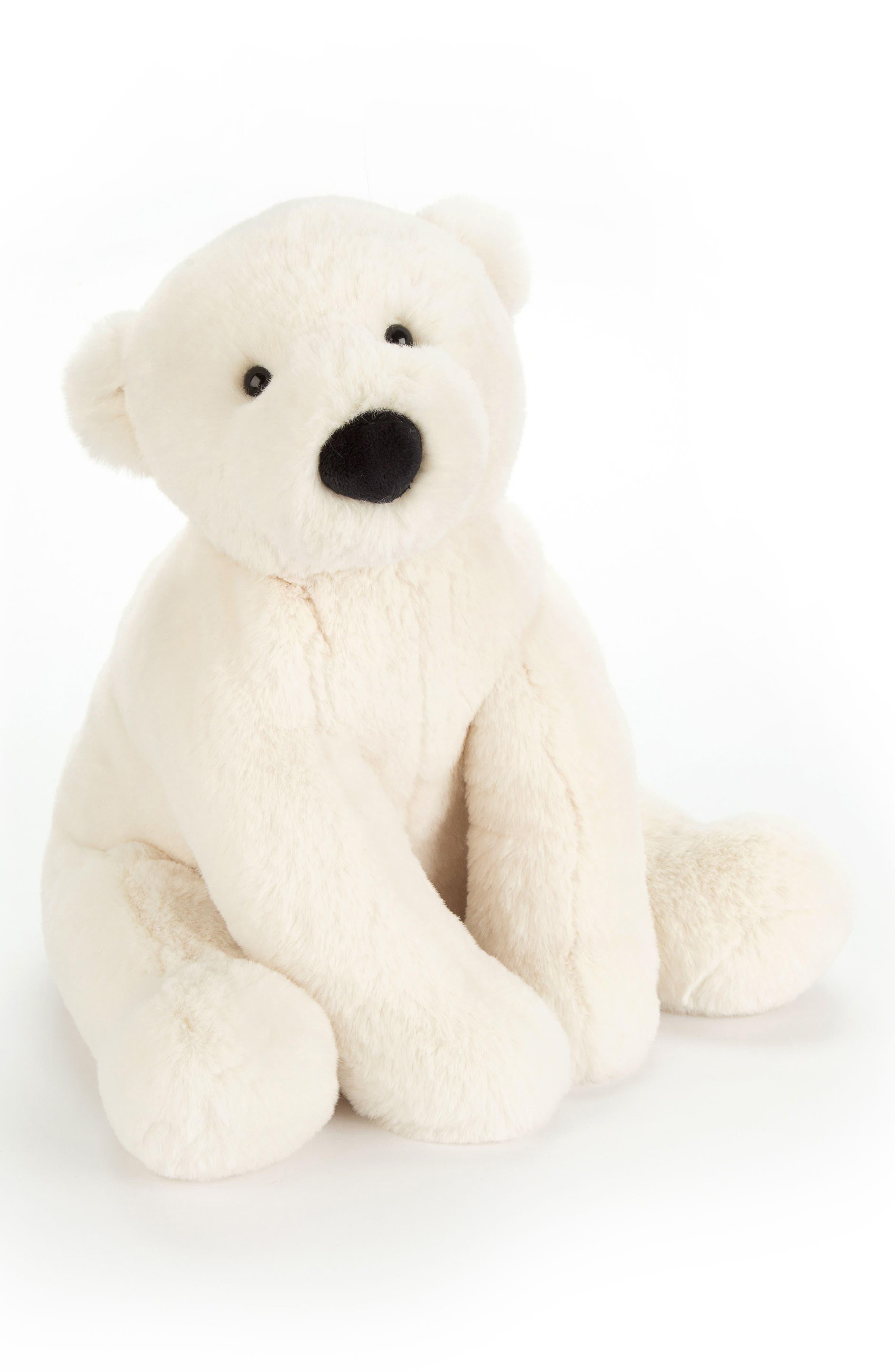 Jellycat Perry Polar Bear Large Stuffed Animal Nordstrom