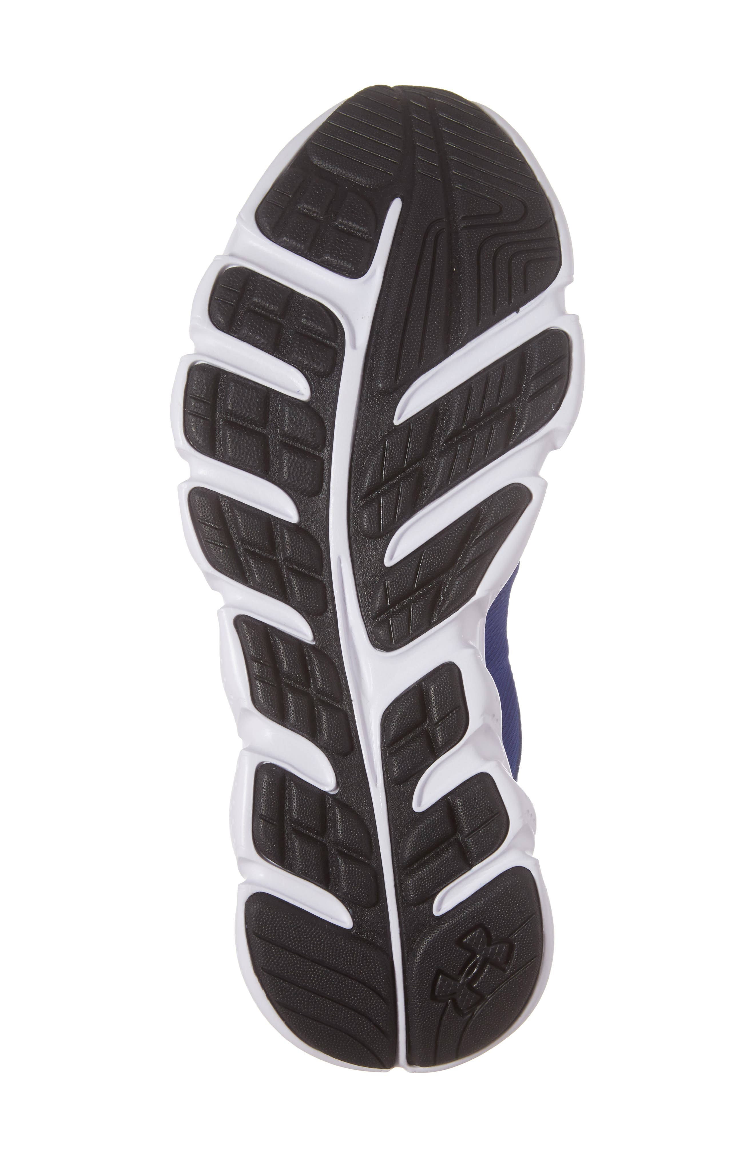 'Micro G<sup>®</sup> Assert VI' Running Shoe,                             Alternate thumbnail 6, color,                             Royal/ White/ Quirky Lime