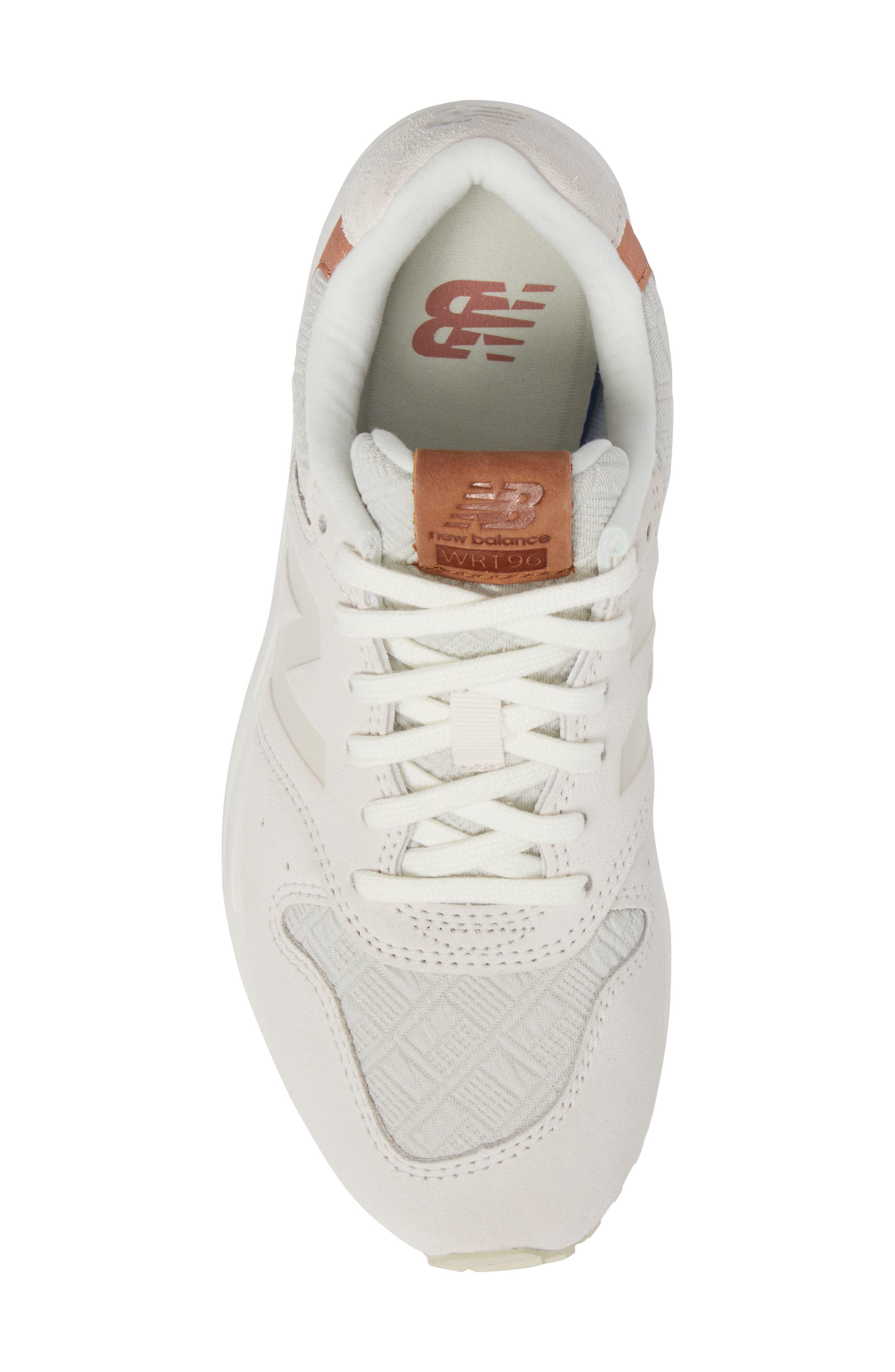 96 Mash-Up Sneaker,                             Alternate thumbnail 5, color,                             Sea Salt