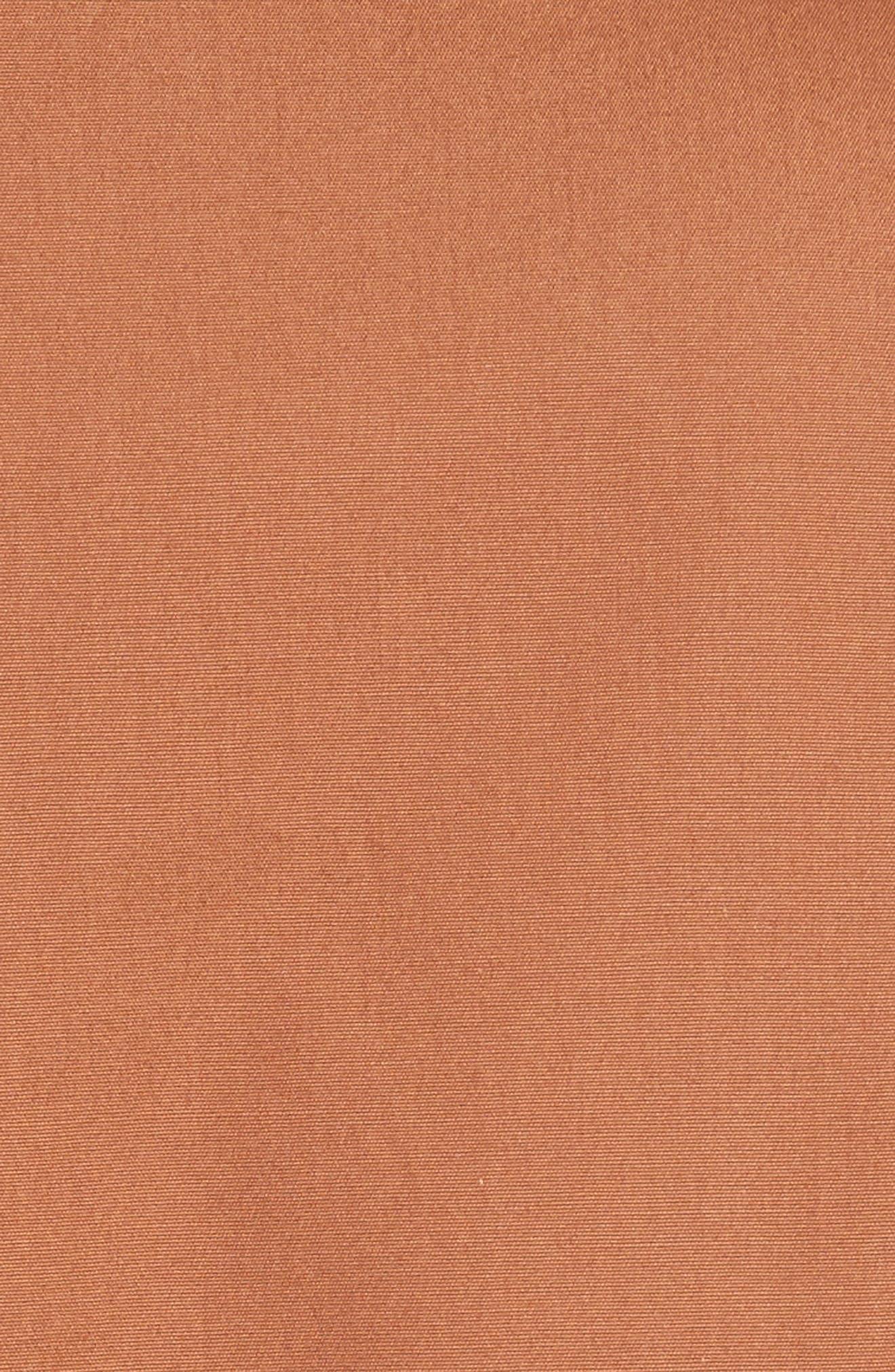 Truffaut Bell Sleeve Top,                             Alternate thumbnail 5, color,                             Desert Sand