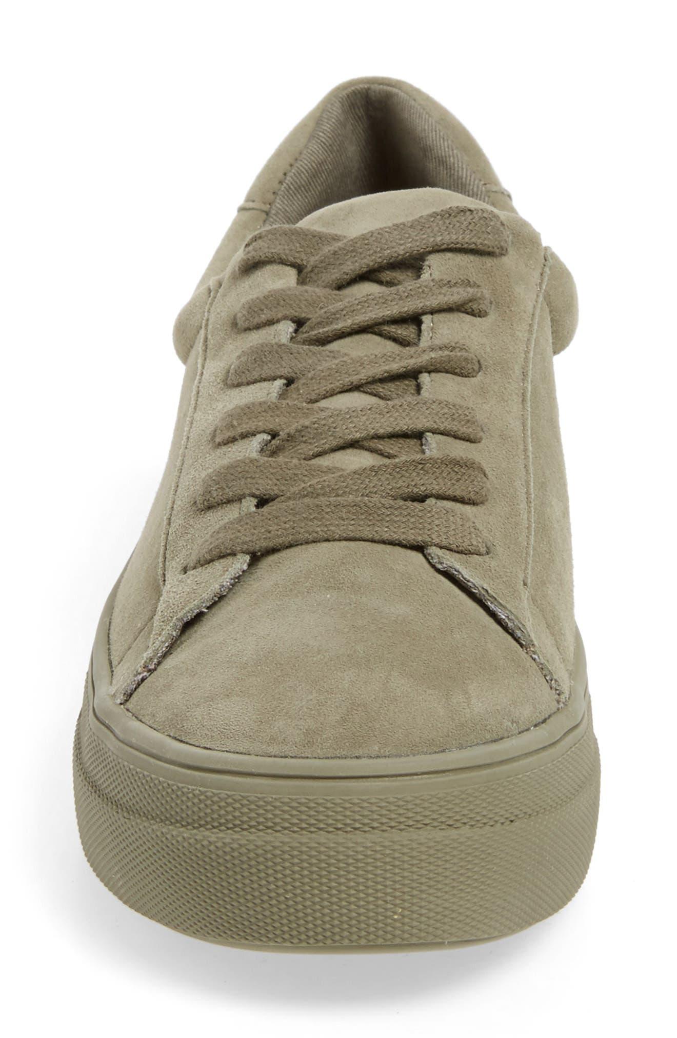 Alternate Image 4  - Steve Madden Gisela Low Top Sneaker (Women)