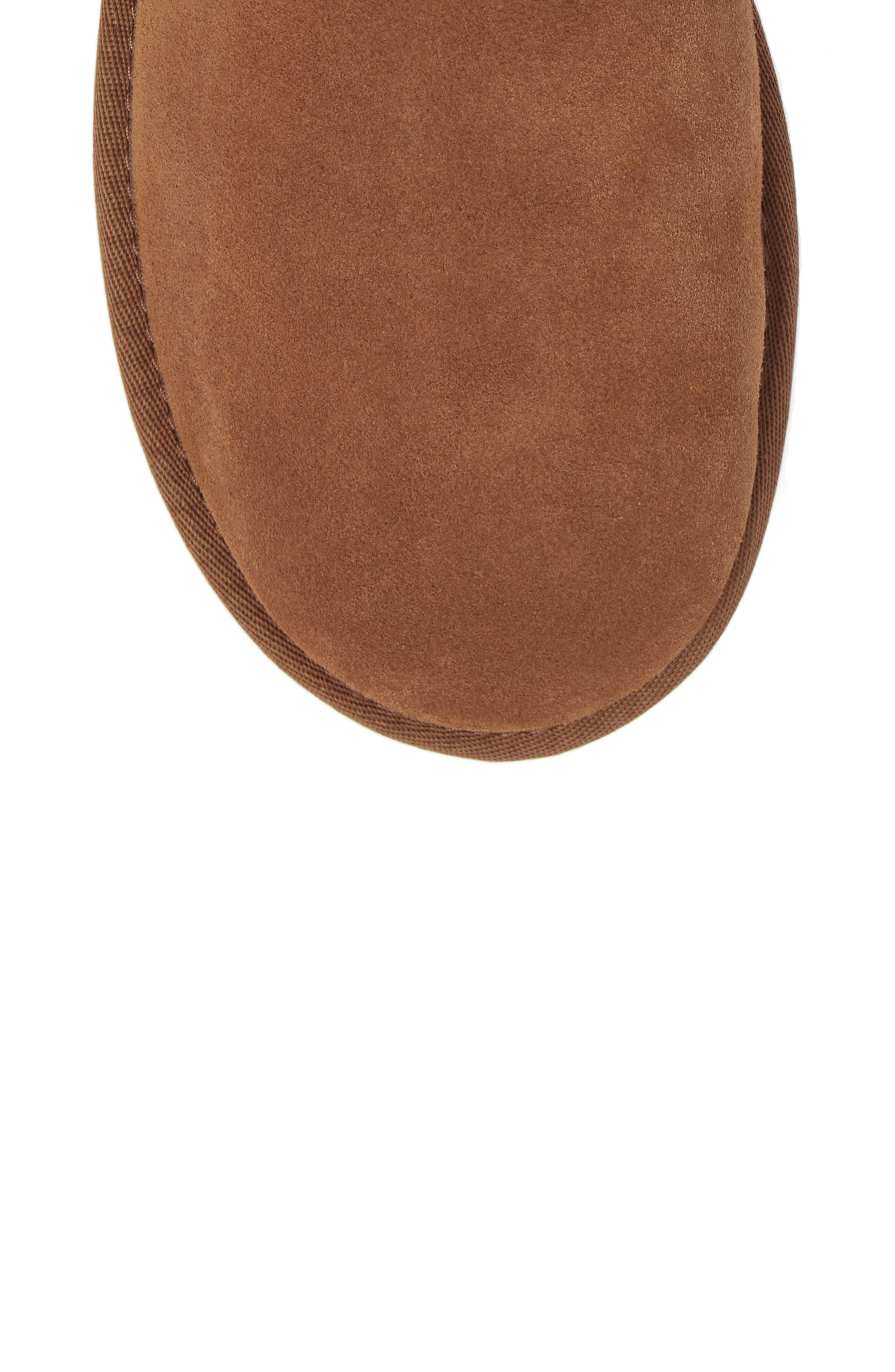 Jadine Boot,                             Alternate thumbnail 5, color,                             Chestnut Suede
