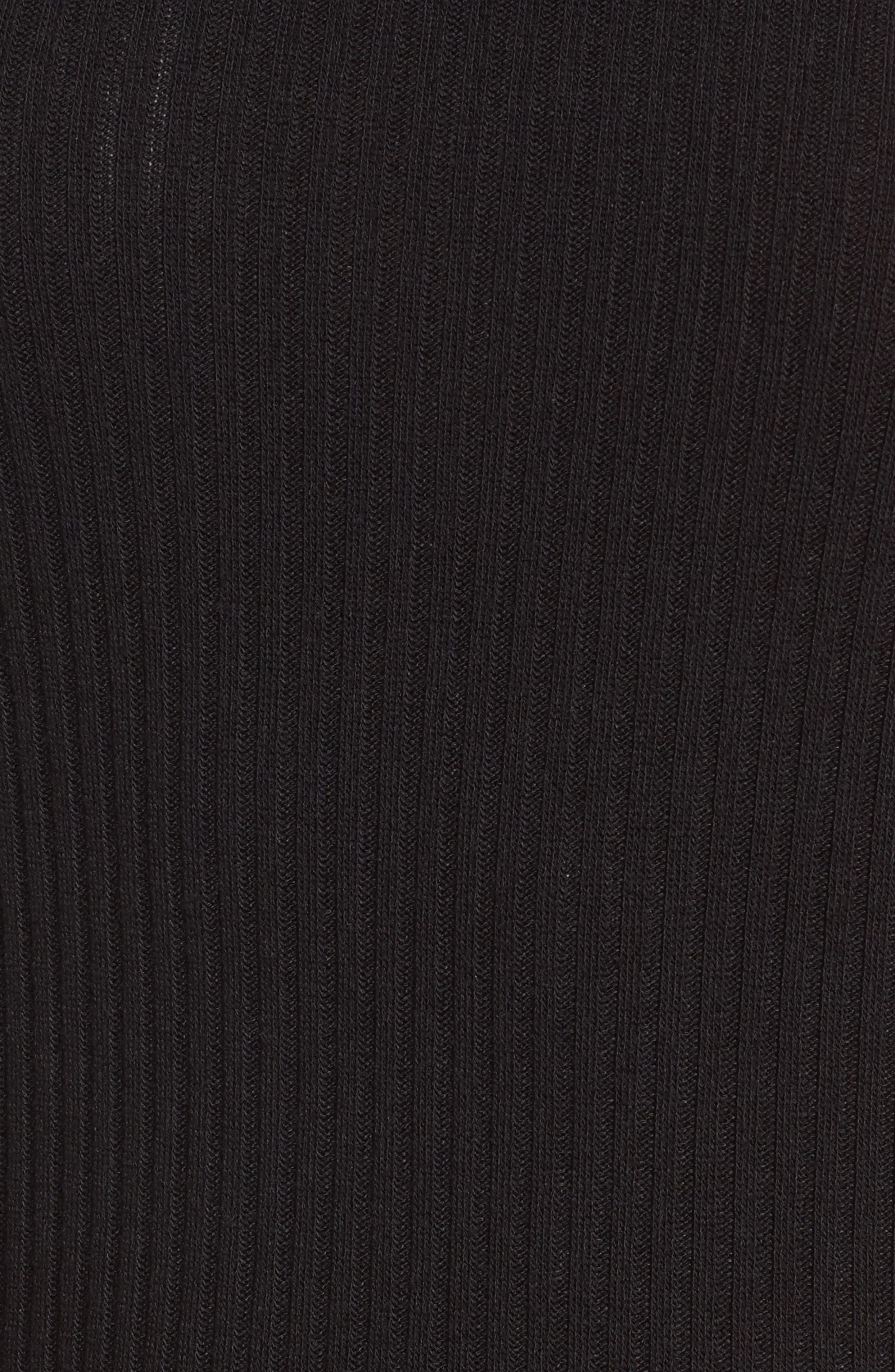 Alternate Image 5  - Splendid Sylvie Rib Knit Dress