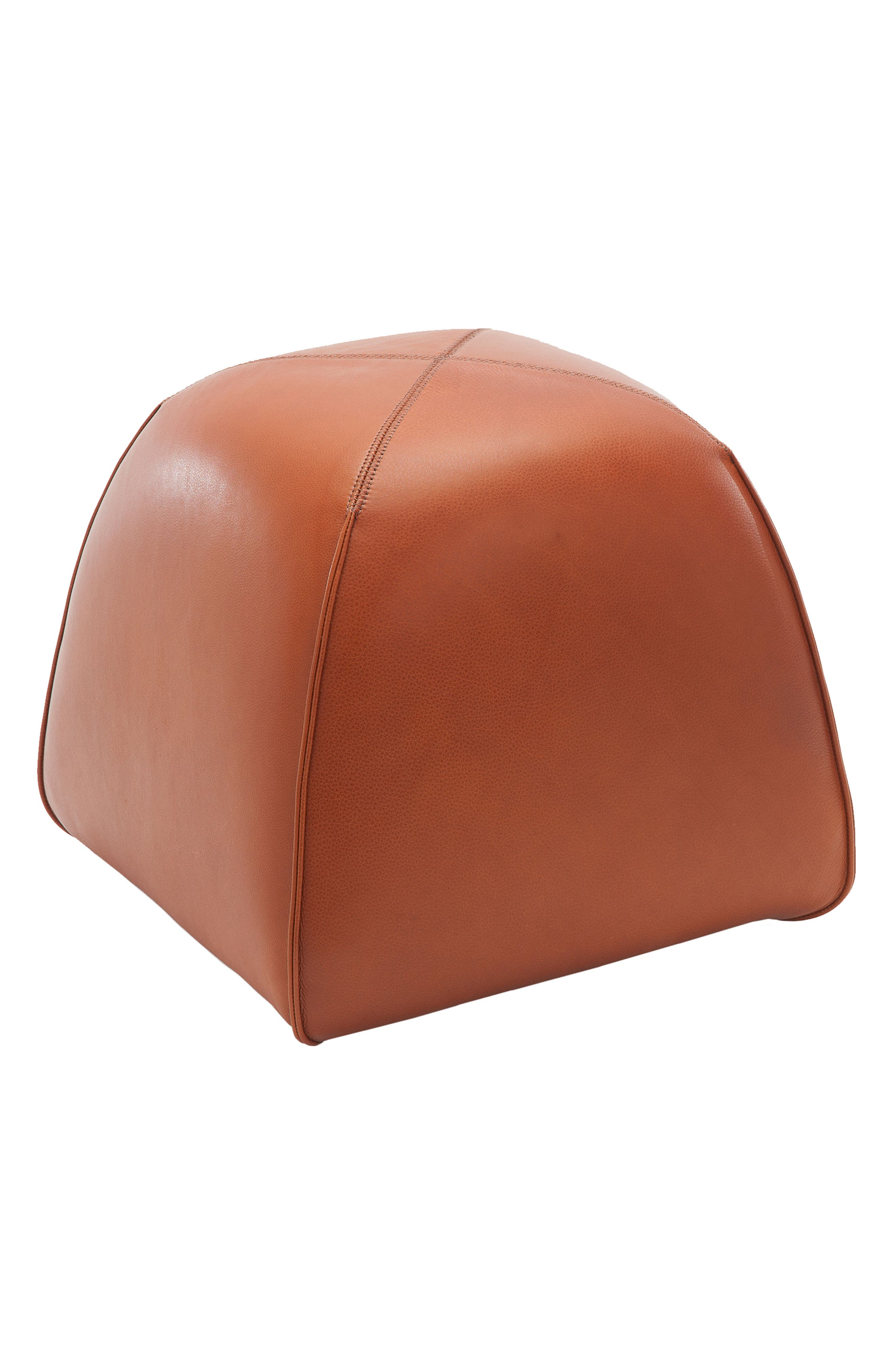 Design on Stock USA BimBom Leather Stool