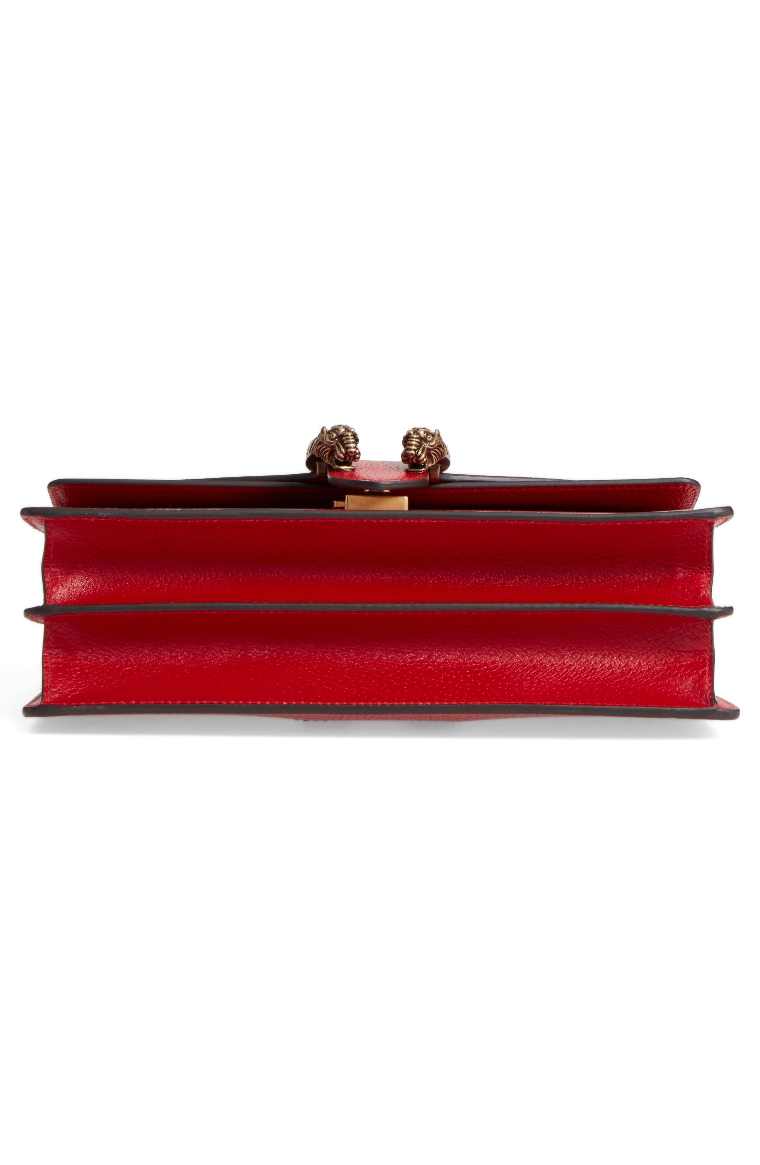 Alternate Image 5  - Gucci Dionysus Leather Shoulder Bag