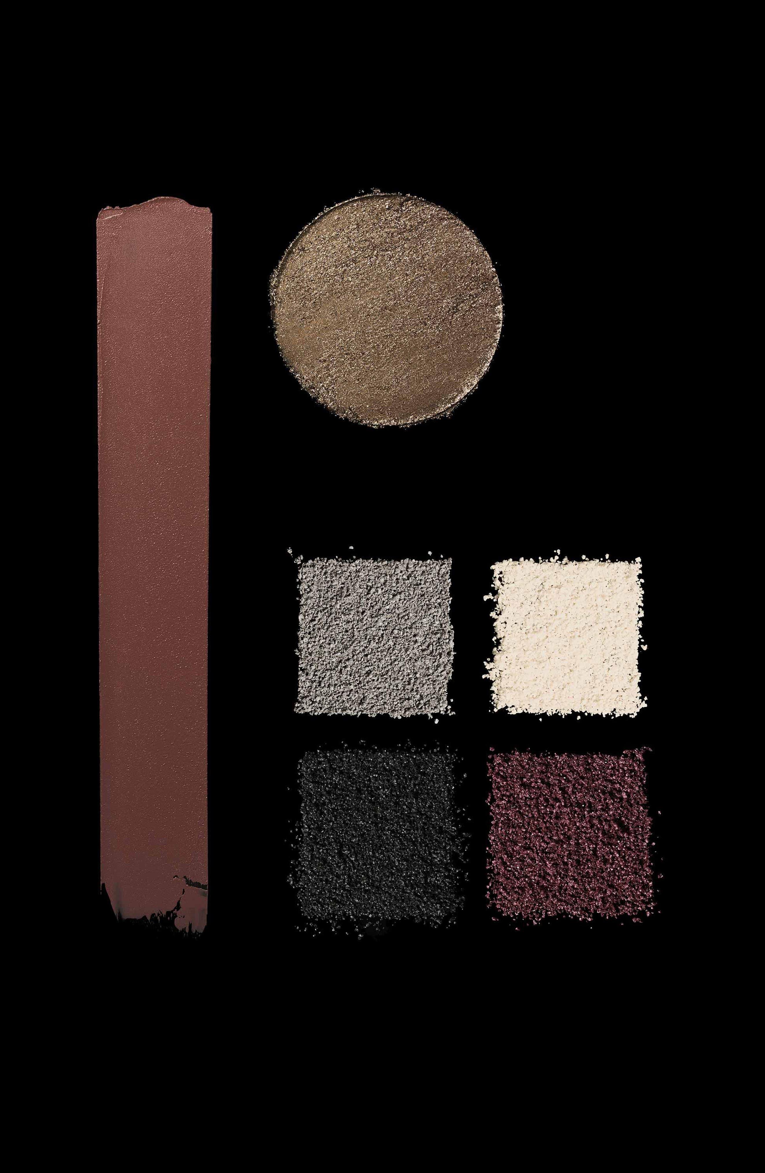 Victoria Beckham Eye Palette,                             Alternate thumbnail 5, color,                             Blanc/ Gris/ Noir/ Bordeaux