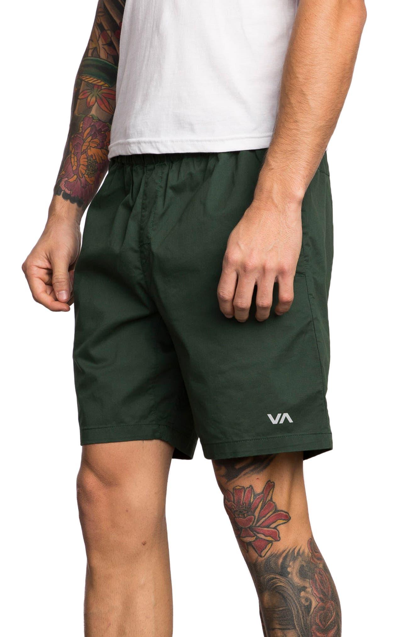 Alternate Image 3  - RVCA Spectrum Sport Shorts