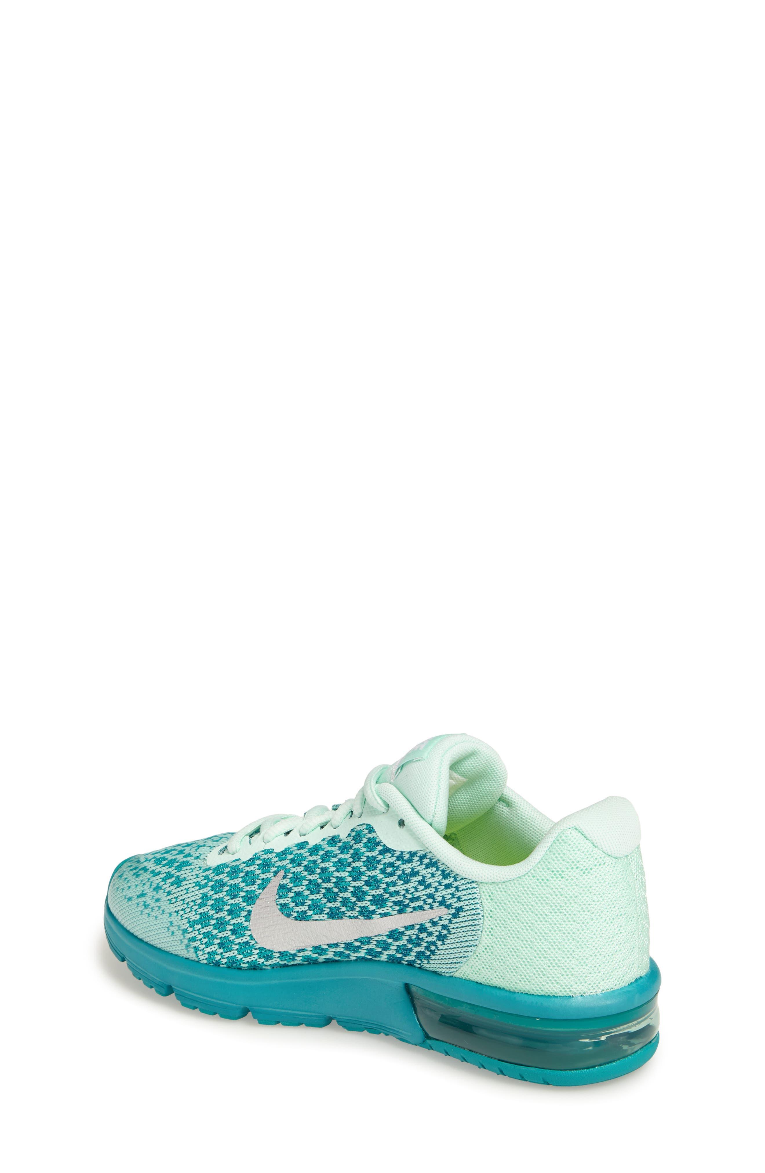Alternate Image 2  - Nike Air Max Sequent 2 Sneaker (Big Kid)