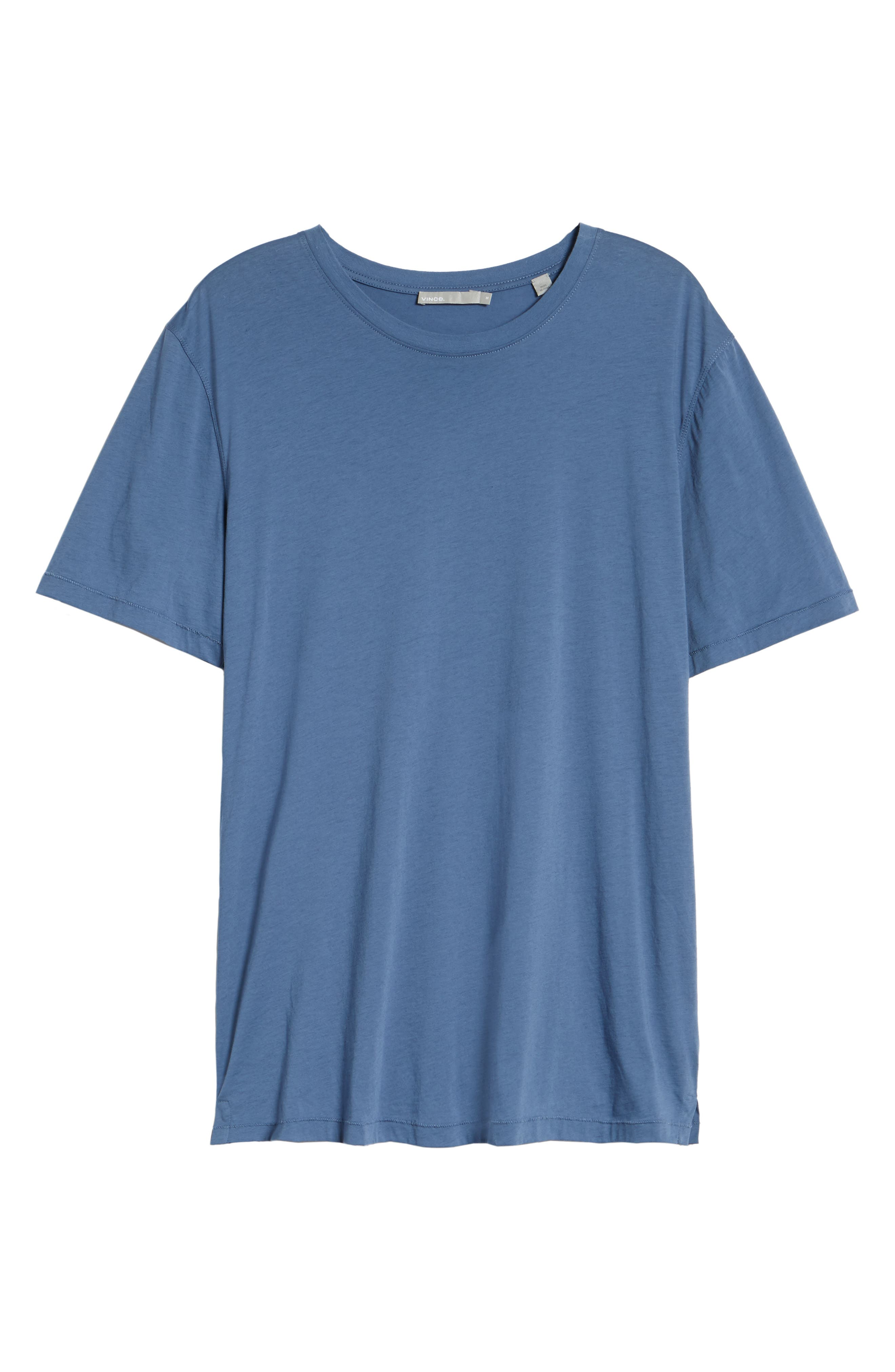 Alternate Image 5  - Vince Regular Fit Crewneck T-Shirt