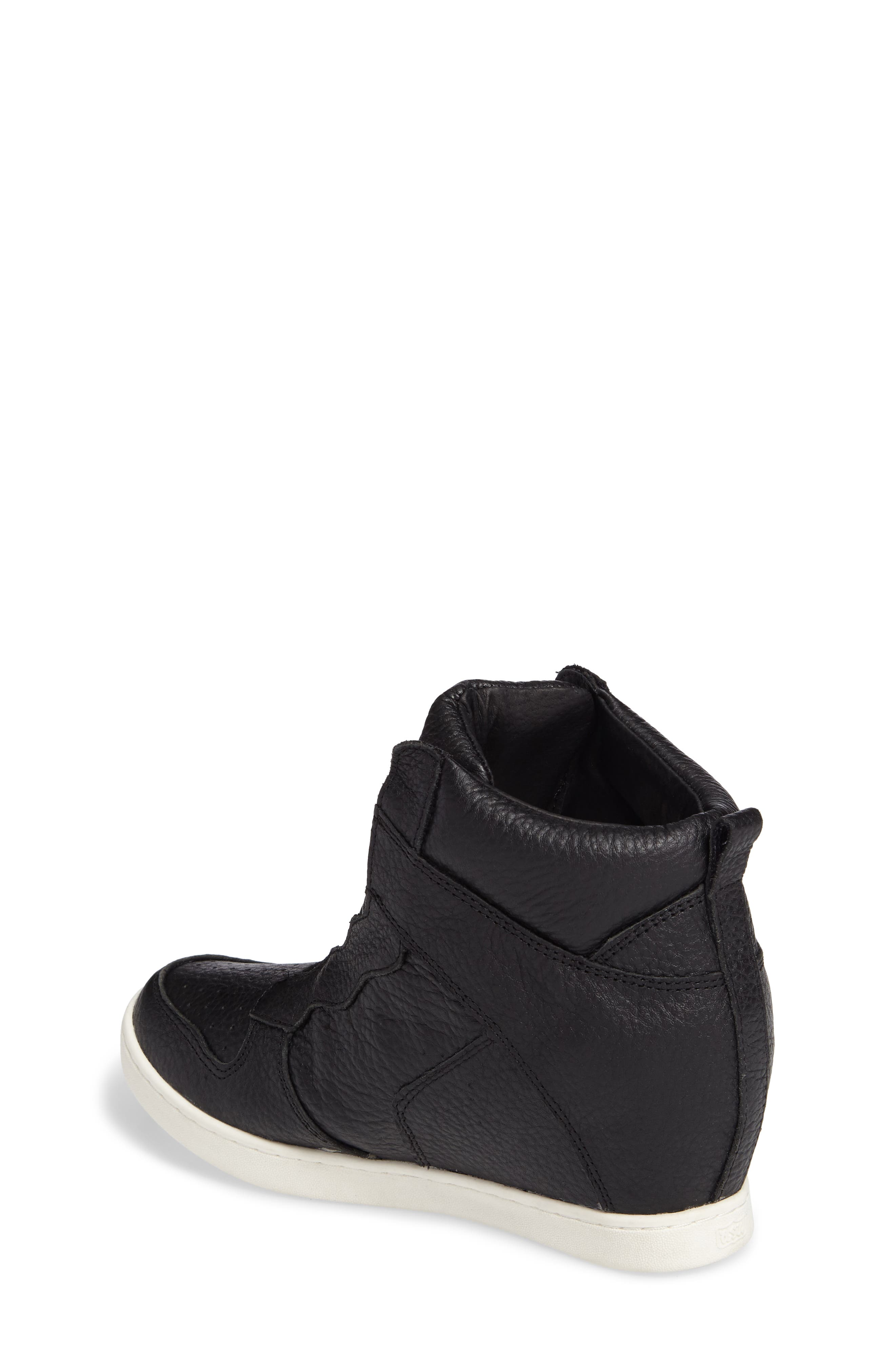 Alternate Image 2  - Ash Syndey Laceless Concealed Wedge Bootie (Toddler, Little Kid & Big Kid)