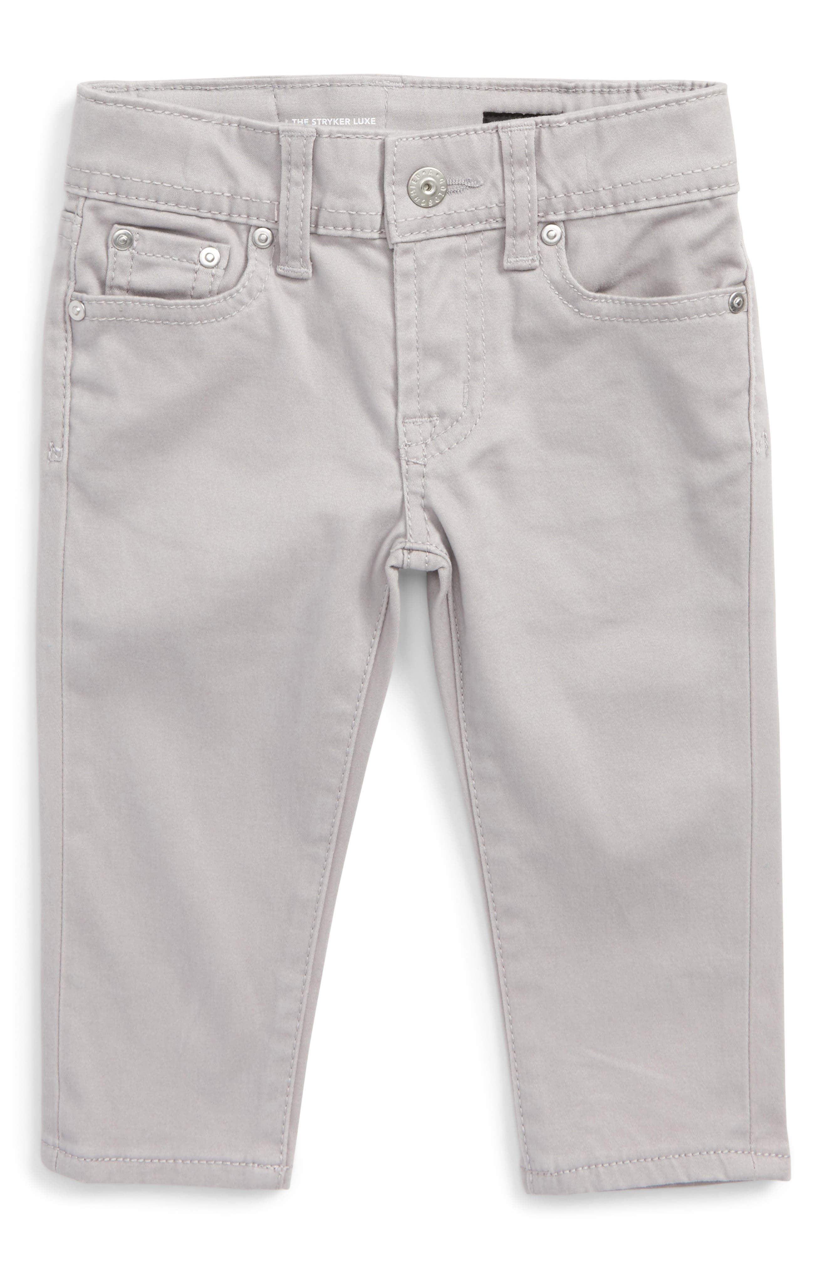 ag adriano goldschmied kids The Stryker Luxe Slim Straight Leg Jeans (Baby Boys)