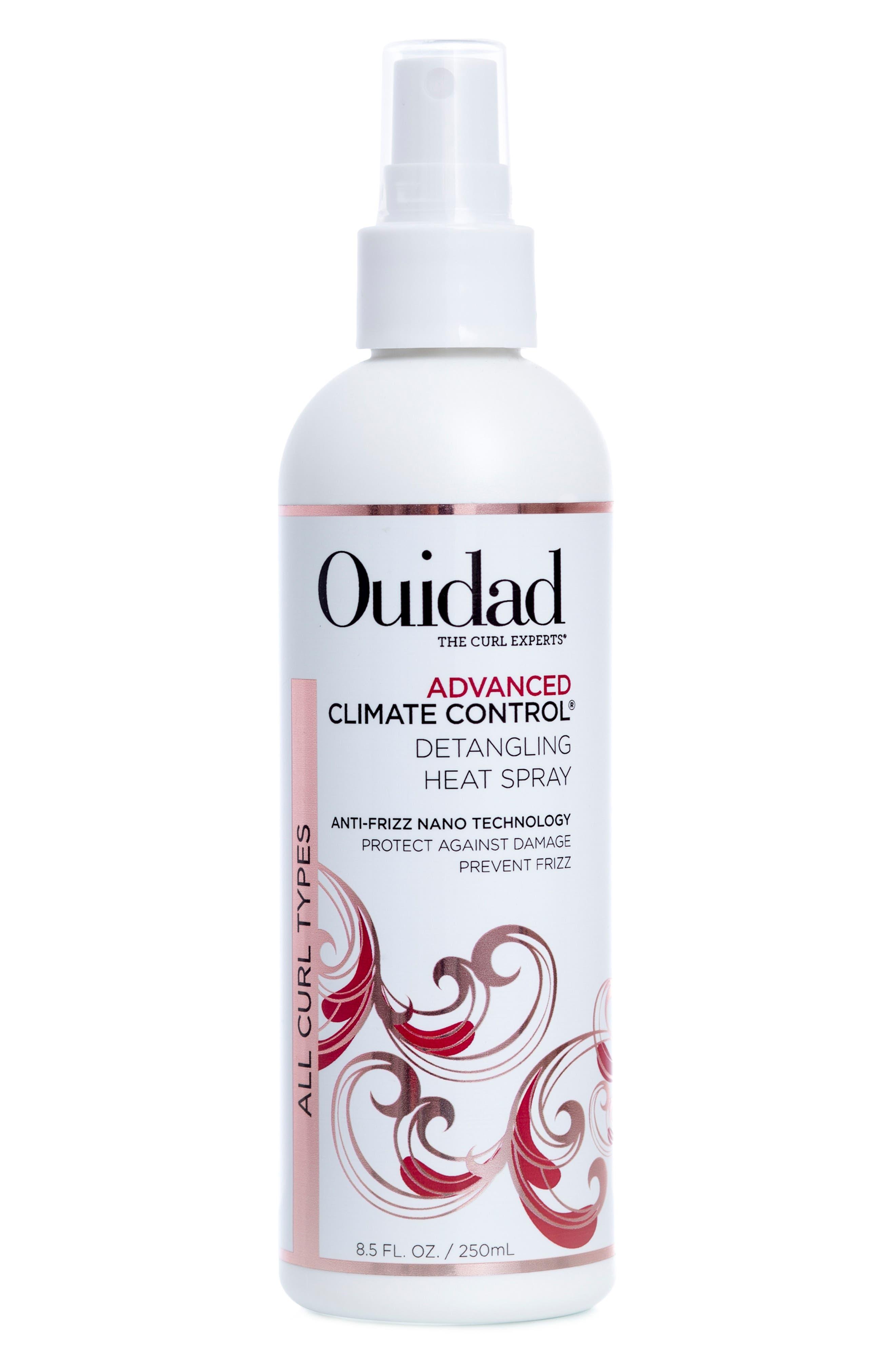 Advanced Climate Control<sup>®</sup> Detangling Heat Spray,                             Main thumbnail 1, color,                             No Color