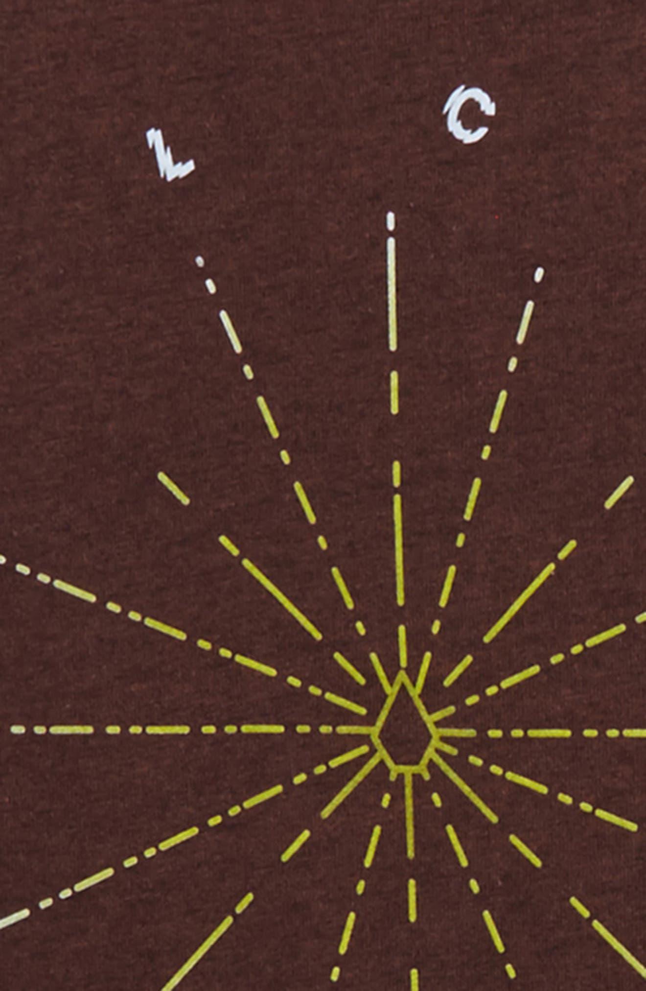 Alternate Image 2  - Volcom Burst Graphic T-Shirt (Big Boys)