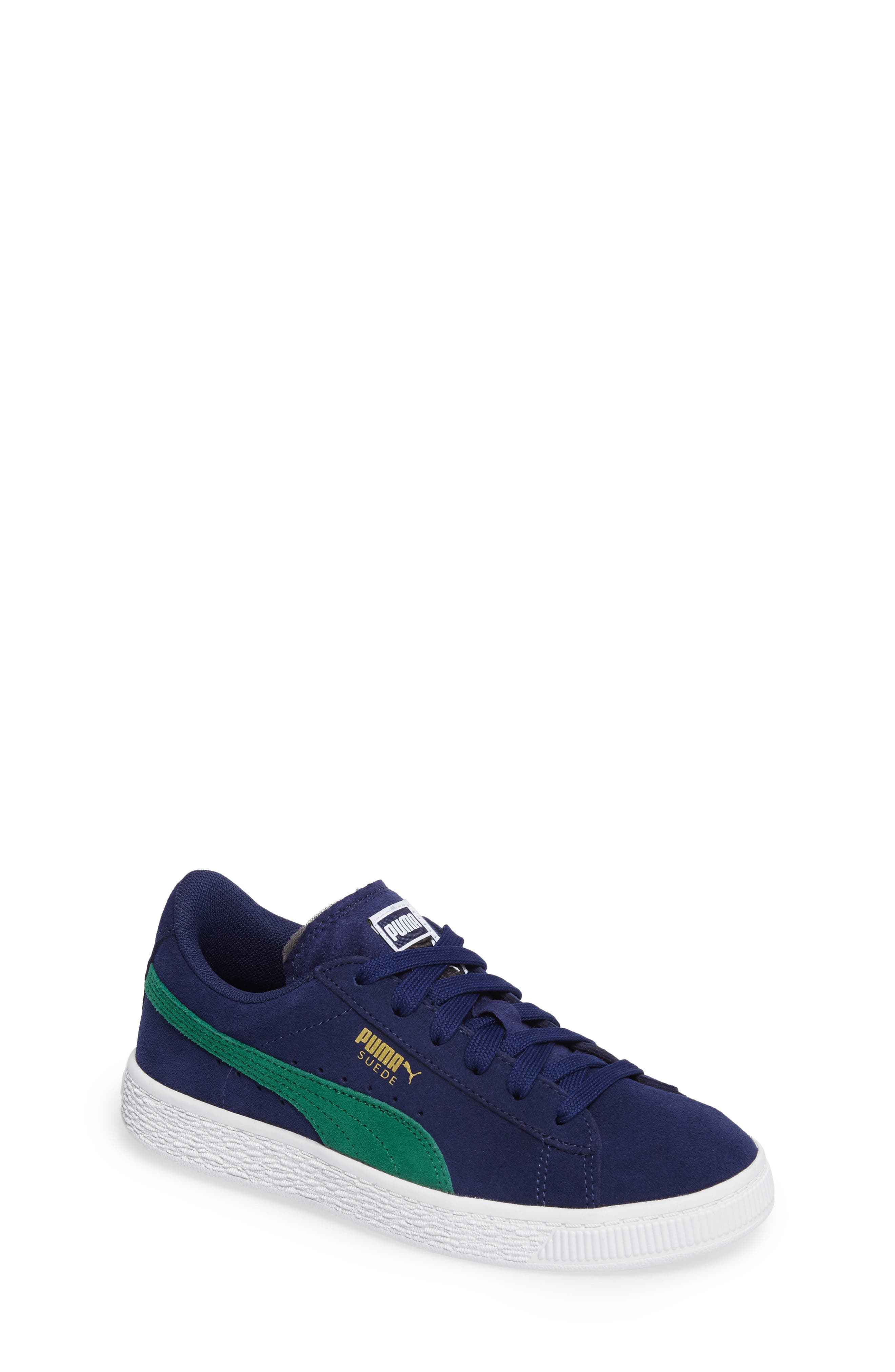 PUMA Suede Classic Sneaker (Toddler, Little Kid & Big Kid)