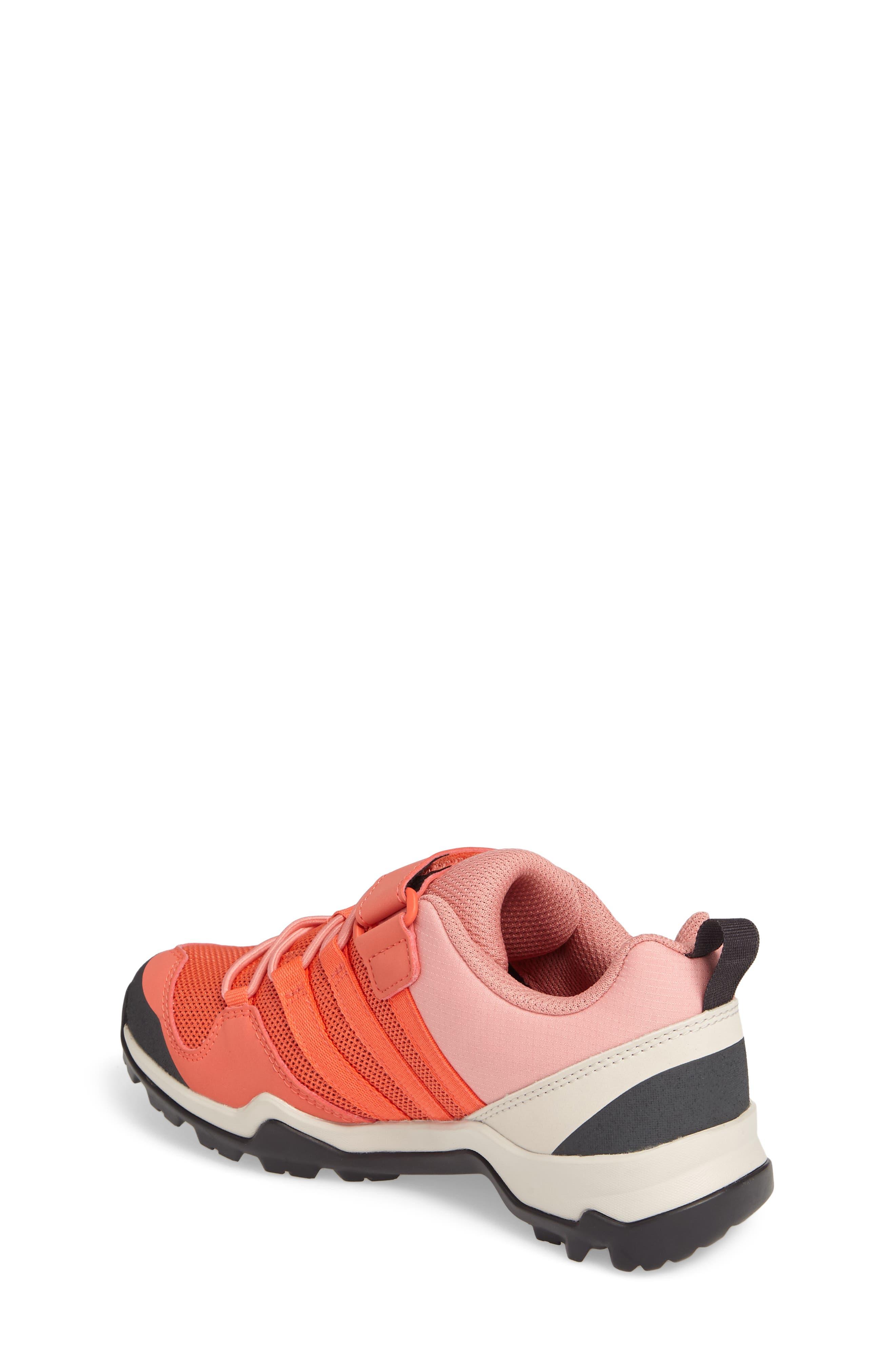 Terrex AX2R Sneaker,                             Alternate thumbnail 2, color,                             Easy Coral/ Tactile Rose