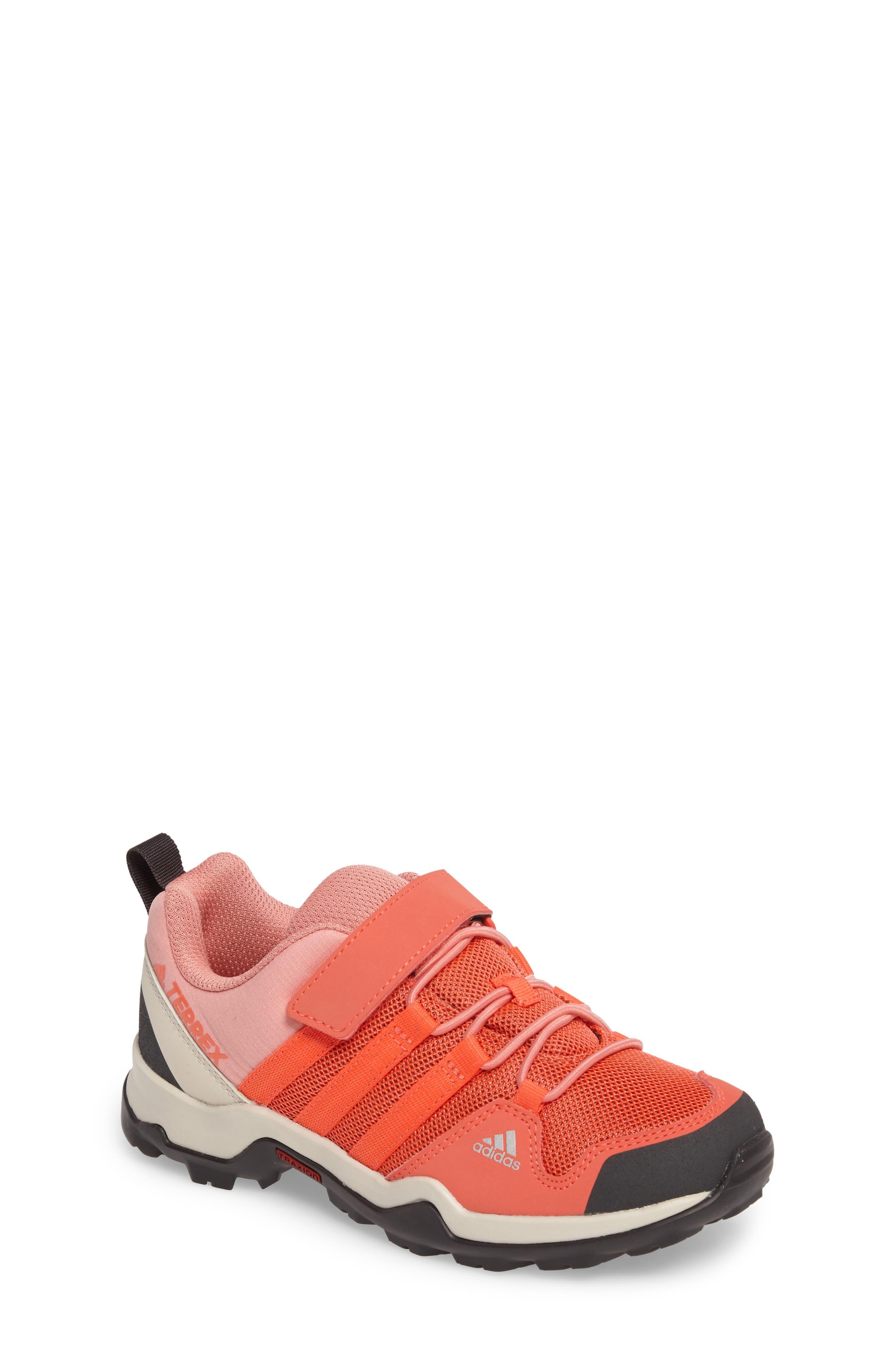 Terrex AX2R Sneaker,                             Main thumbnail 1, color,                             Easy Coral/ Tactile Rose