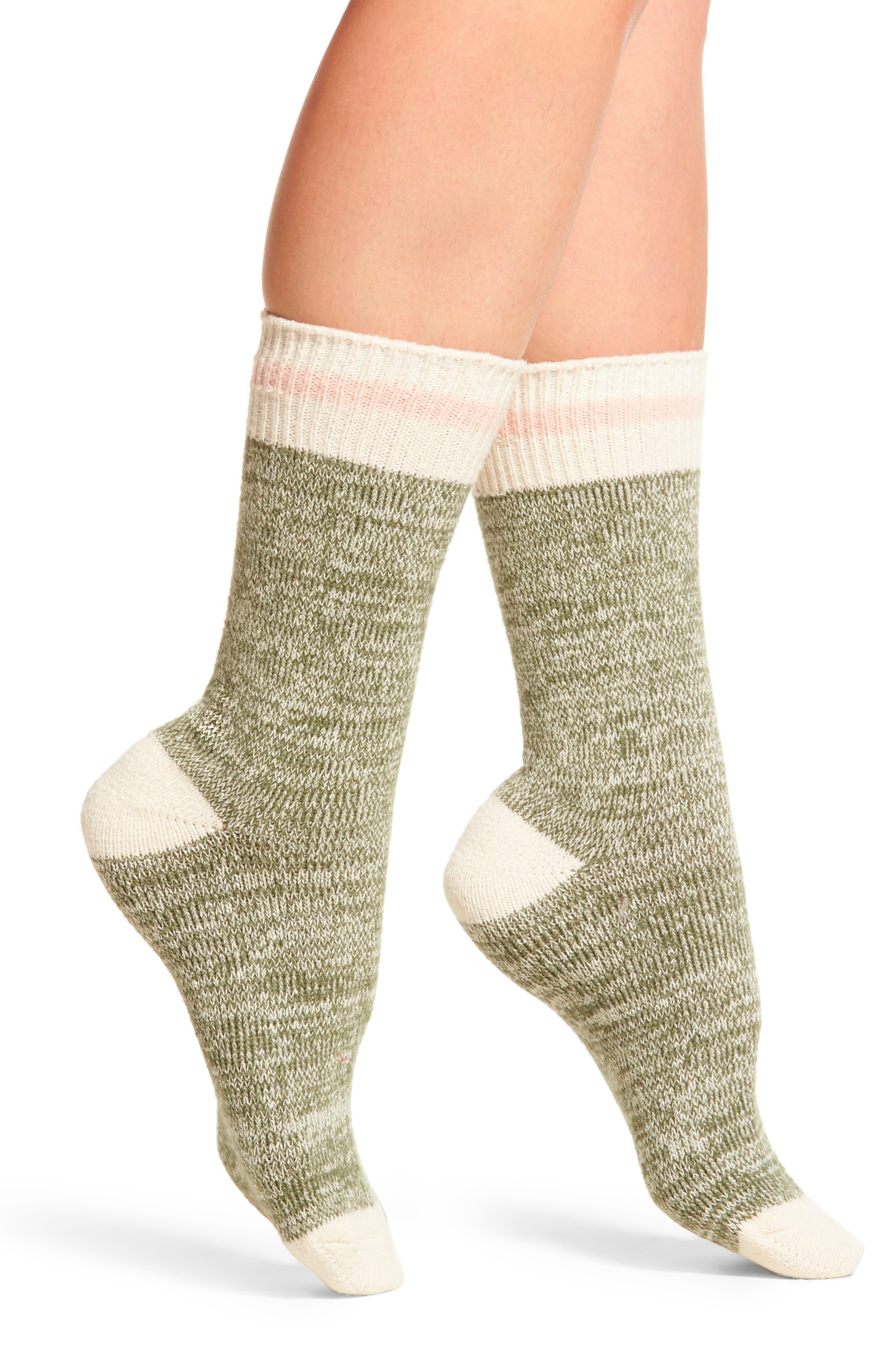 Free People Albury Crew Socks