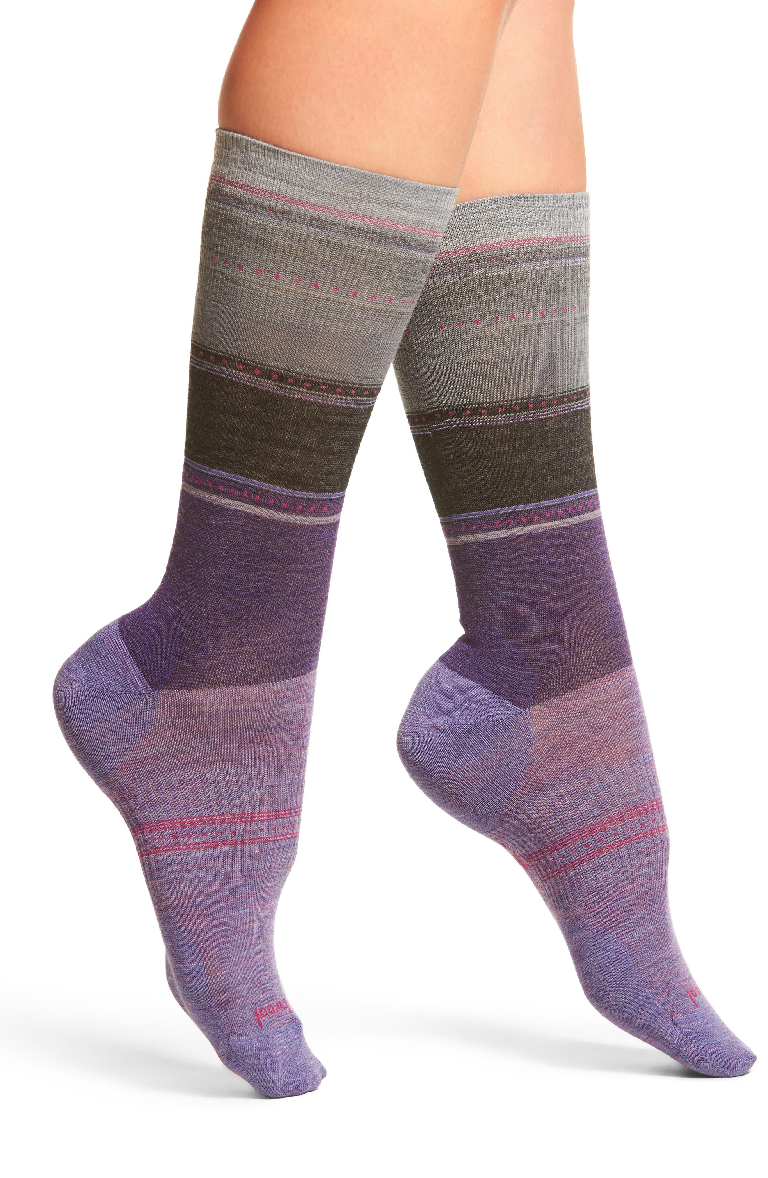Smartwool Sulawesi Stripe Crew Socks