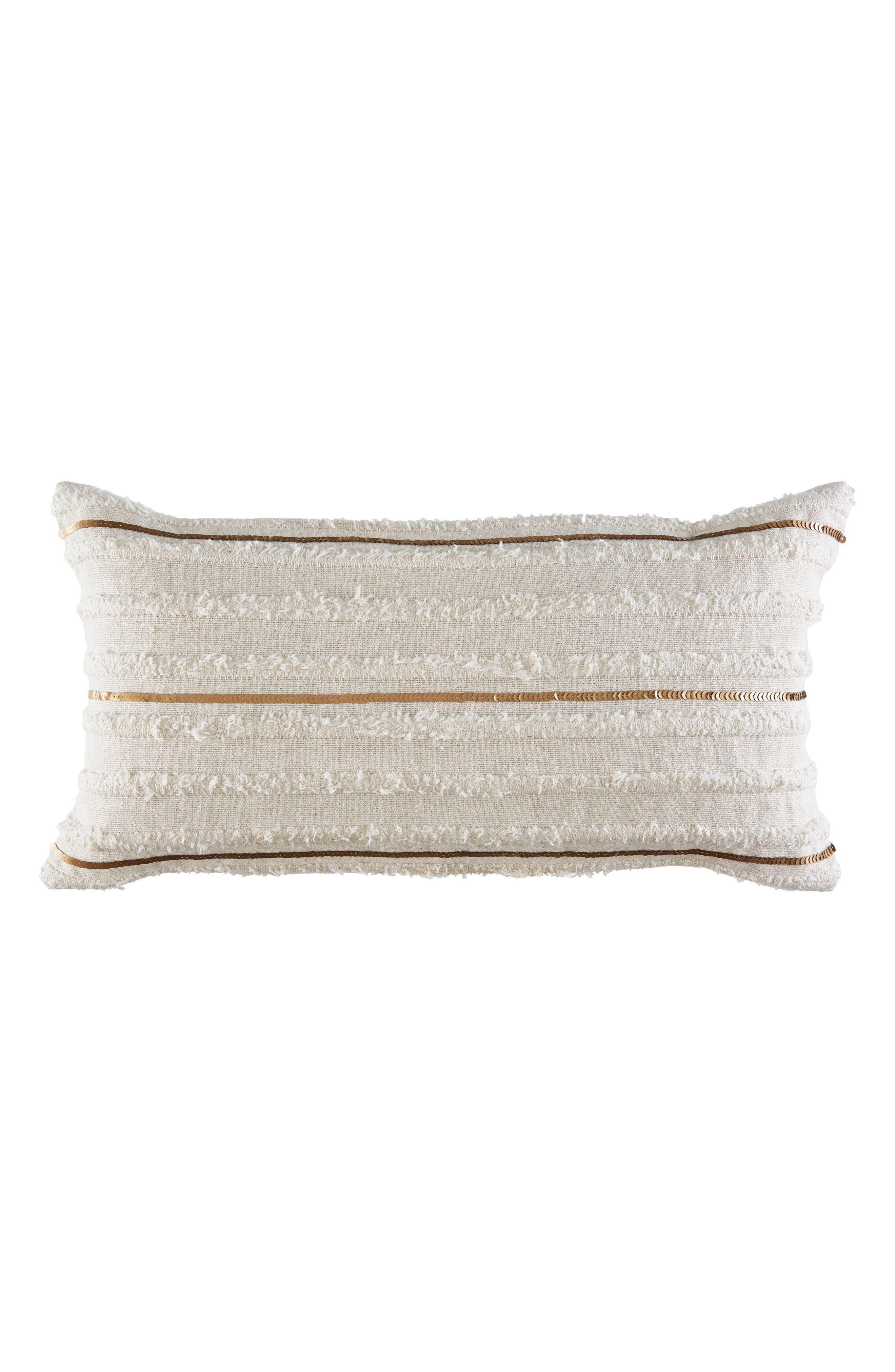 Zosia Accent Pillow,                             Main thumbnail 1, color,                             Natural