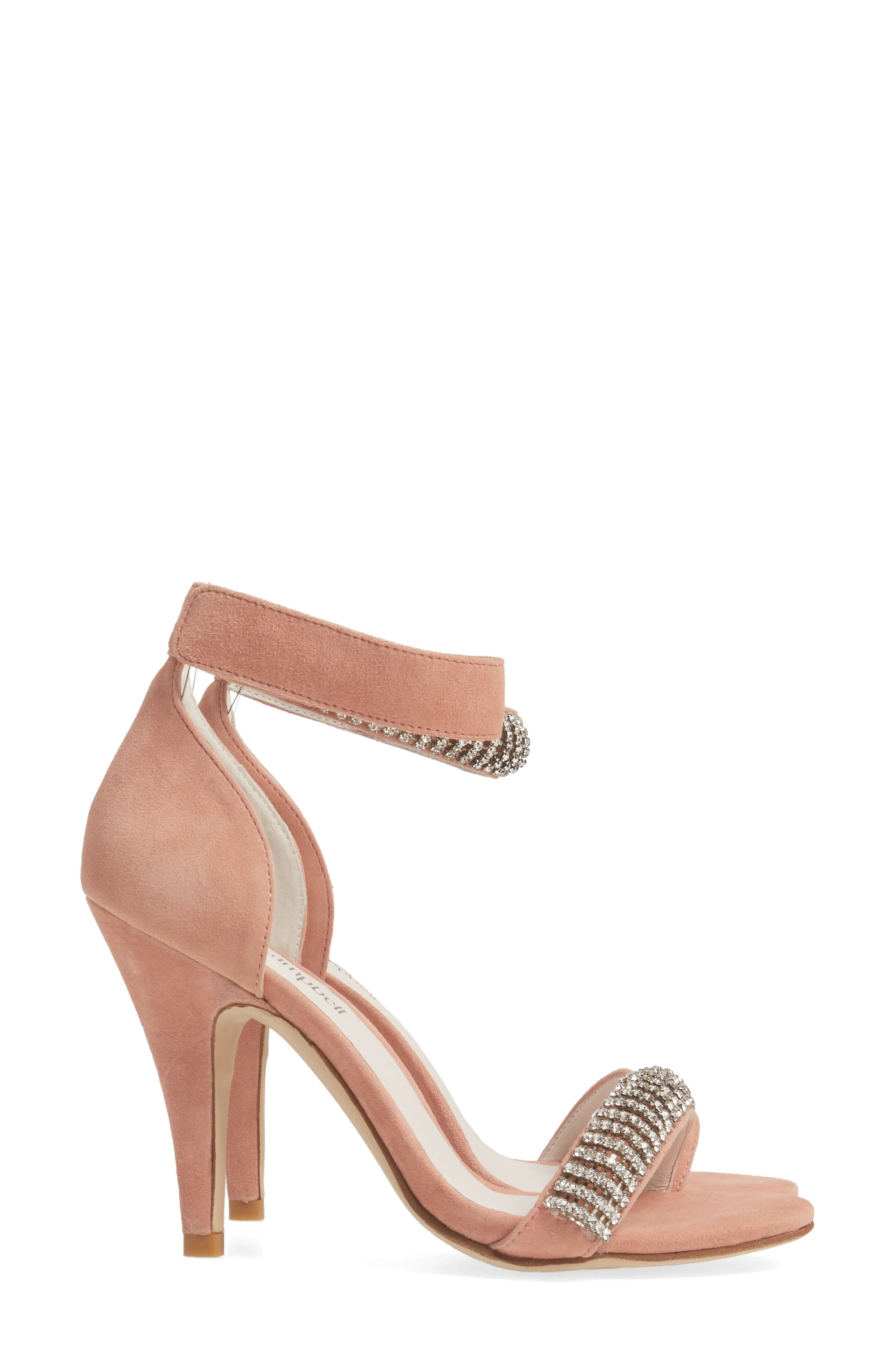 Alternate Image 3  - Jeffrey Campbell Kristy Ankle Strap Sandal (Women)