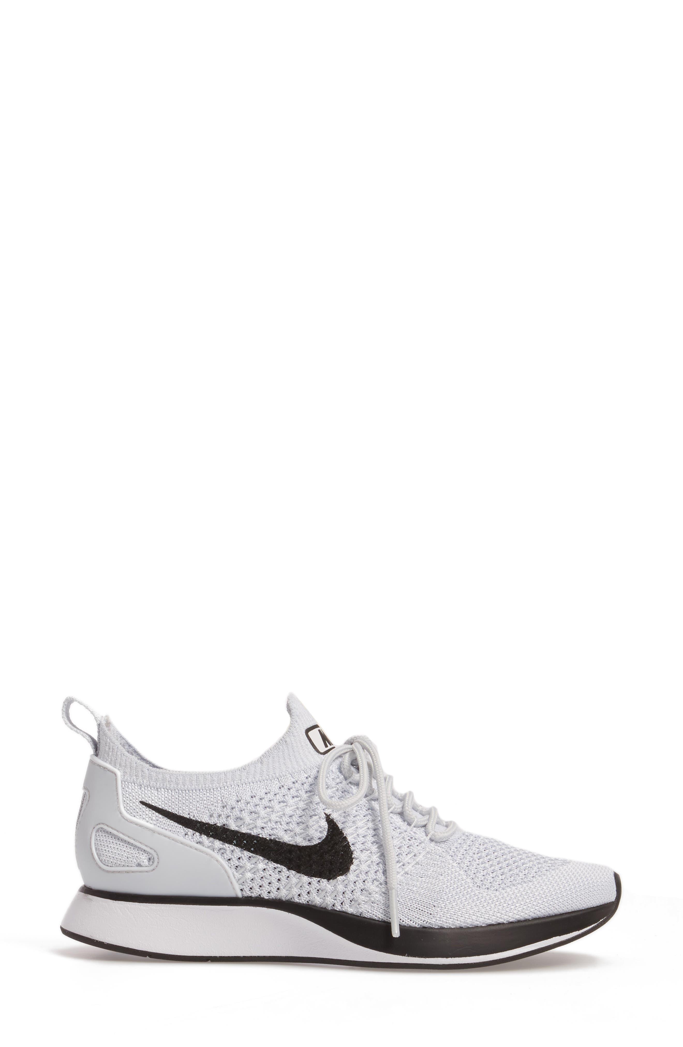 Alternate Image 3  - Nike Zoom Mariah Flyknit Racer Premium Sneaker (Women)