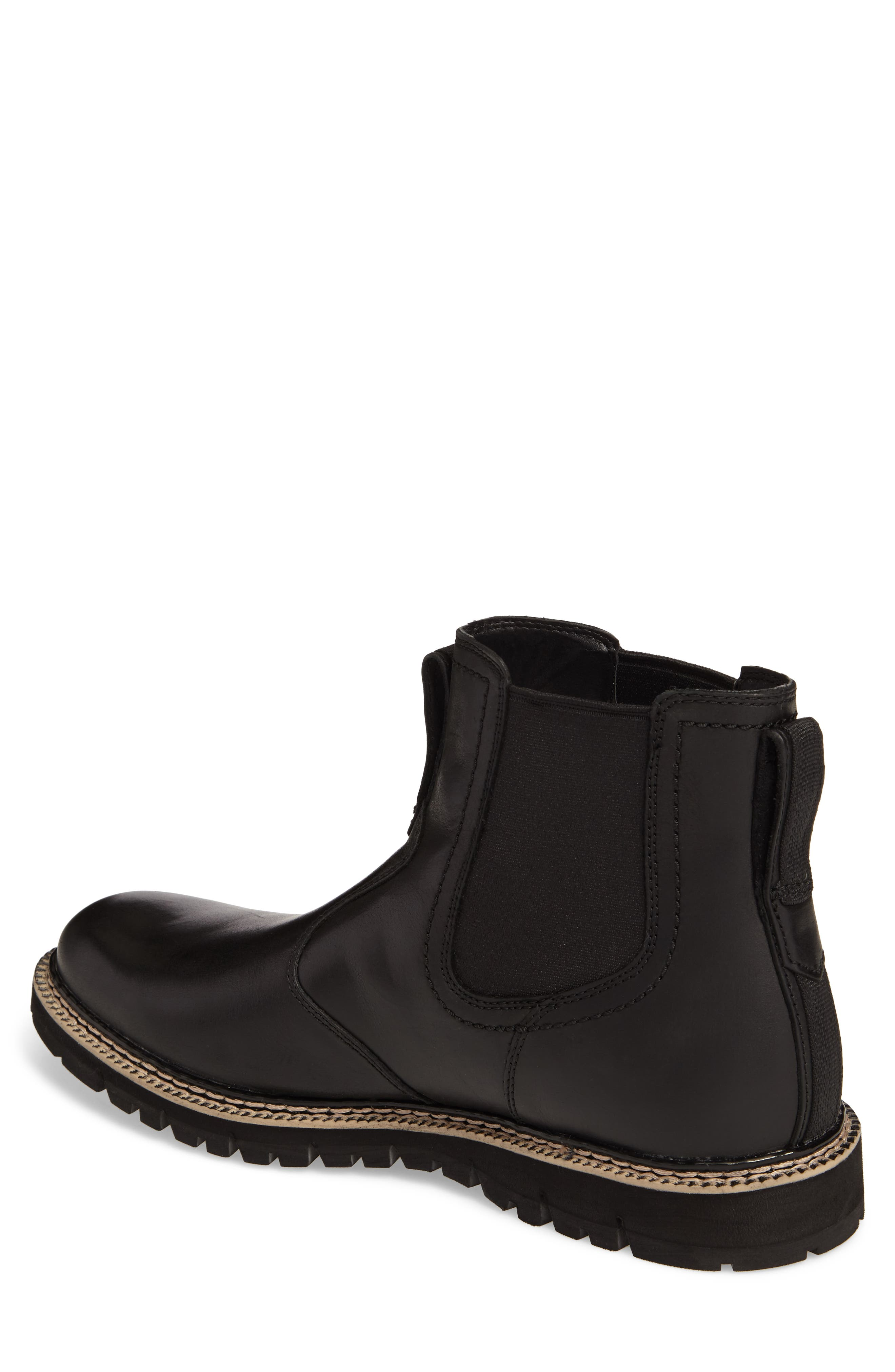 Alternate Image 2  - Timberland Britton Hill Chelsea Boot (Men)