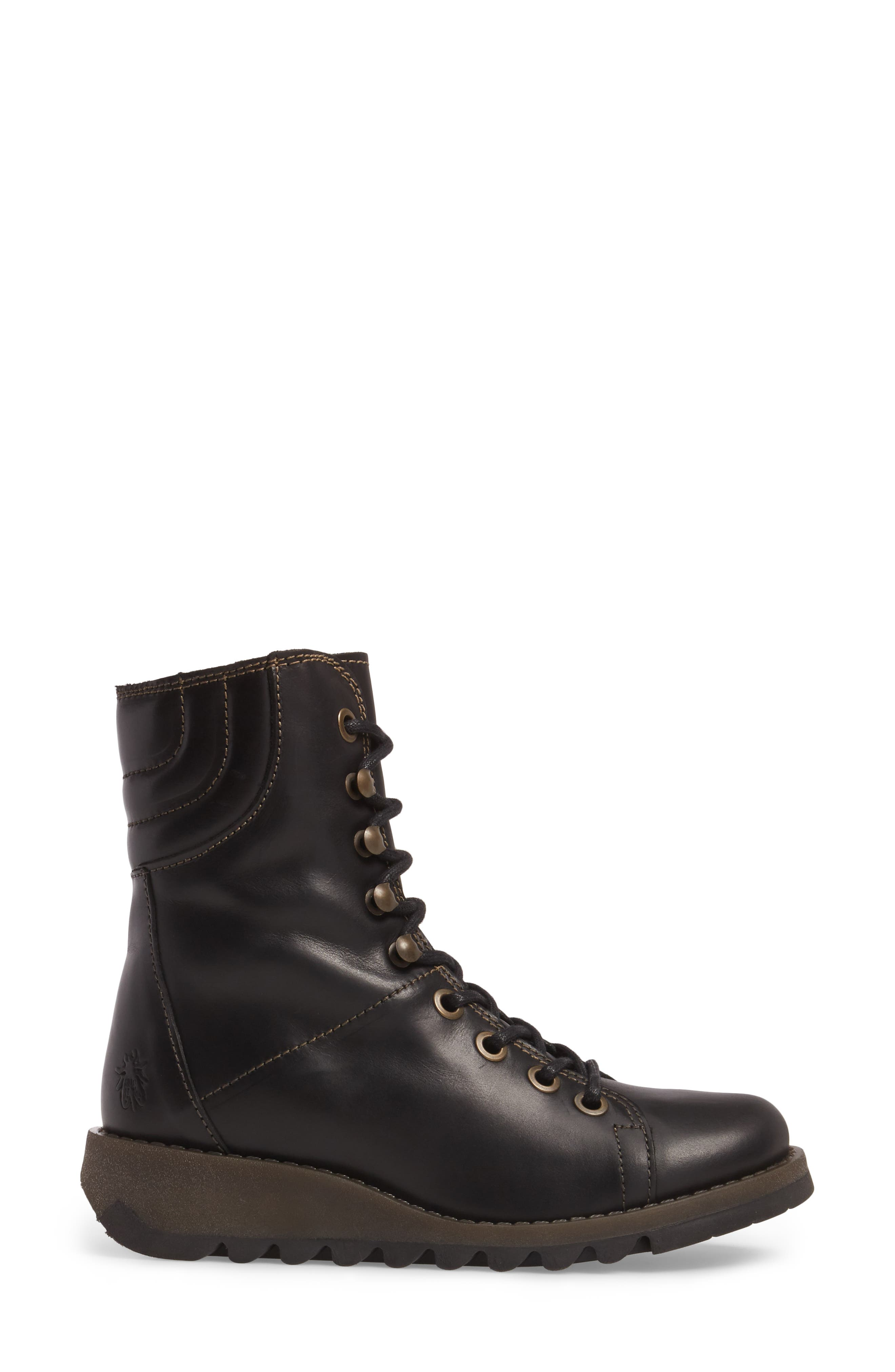 Alternate Image 3  - Fly London Same Lace-Up Boot (Women)