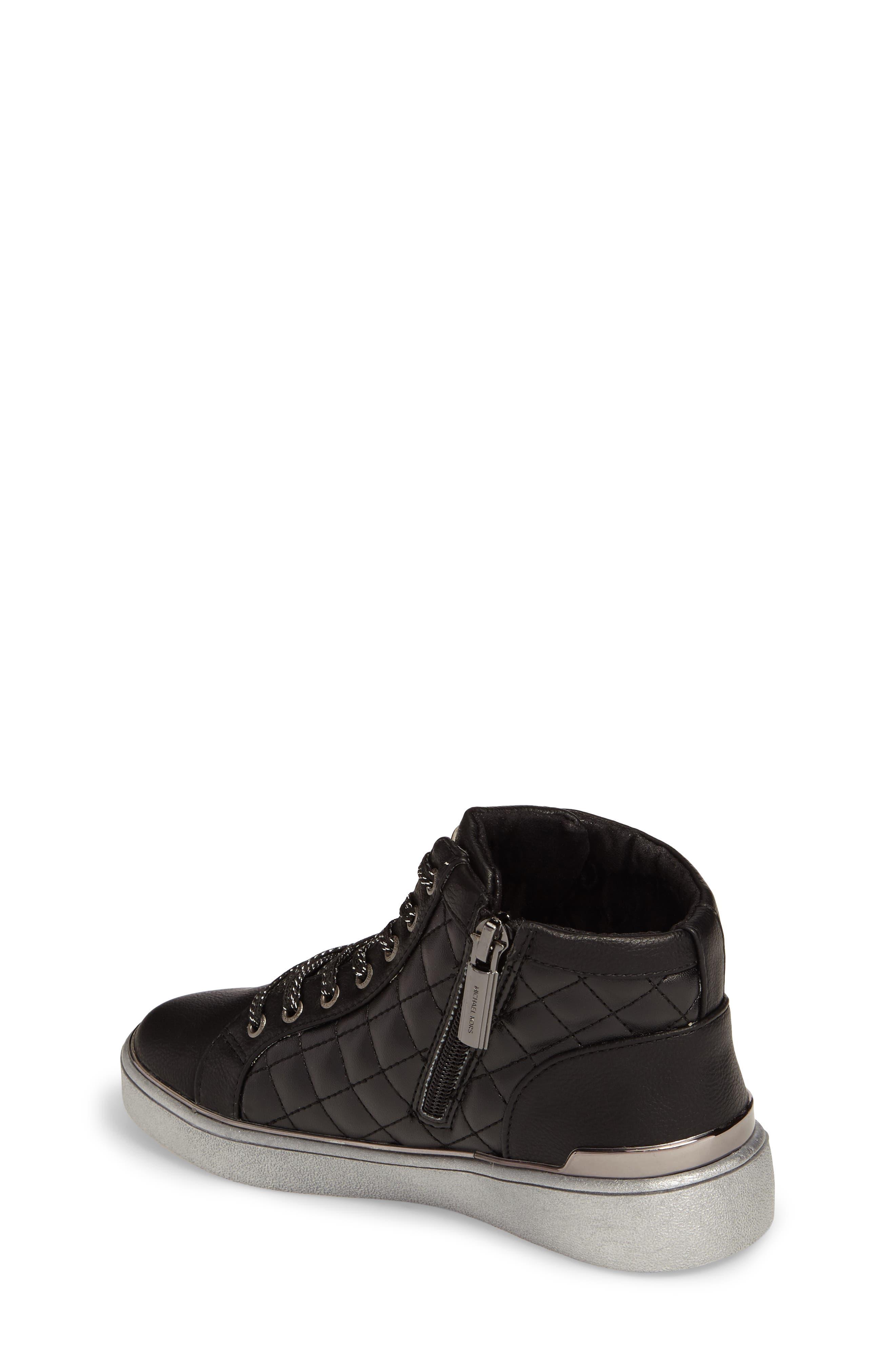 Ivy Rome Sneaker,                             Alternate thumbnail 2, color,                             Black