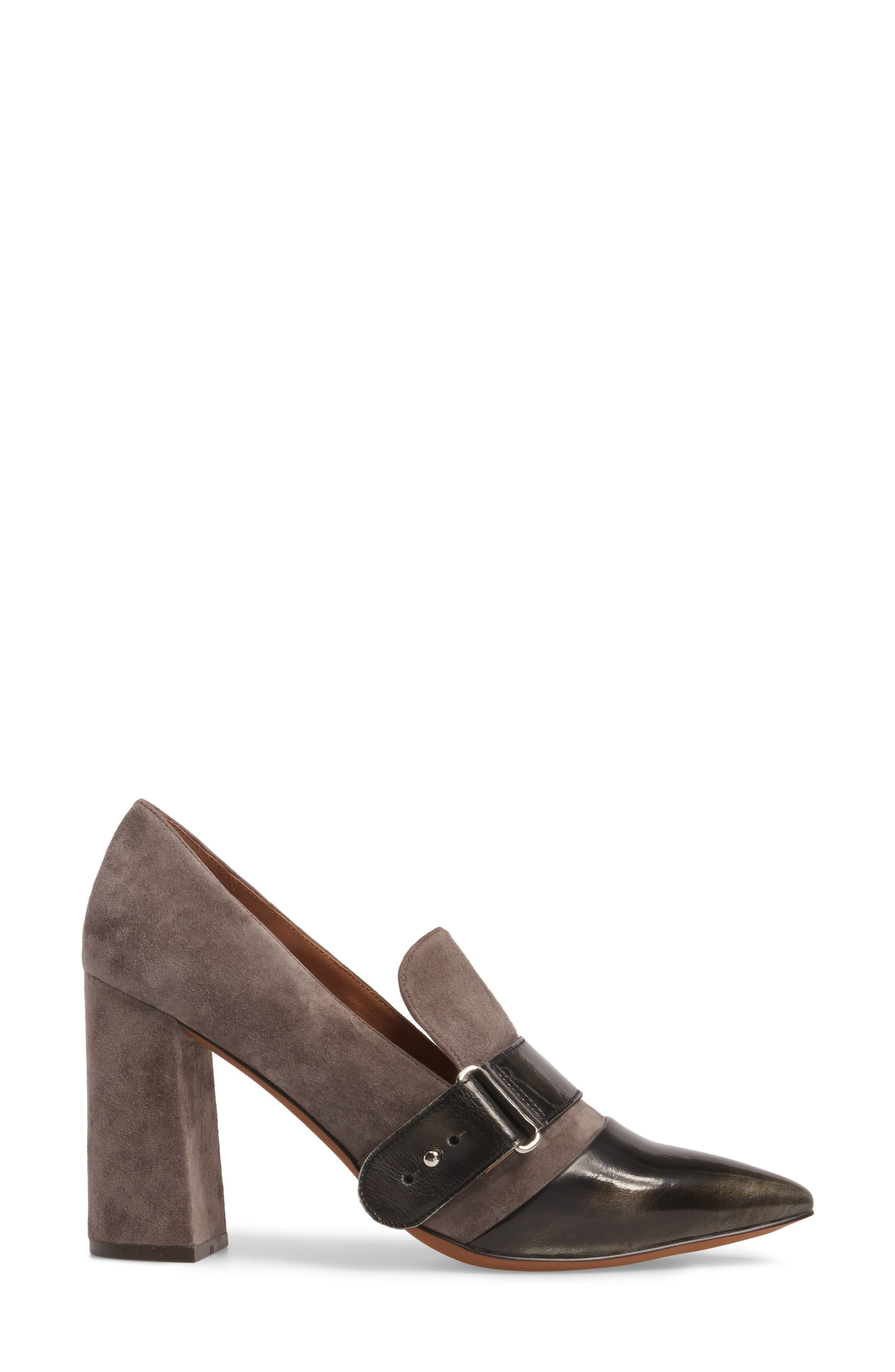 Alternate Image 3  - Linea Paolo Casidy Buckle Pump (Women)