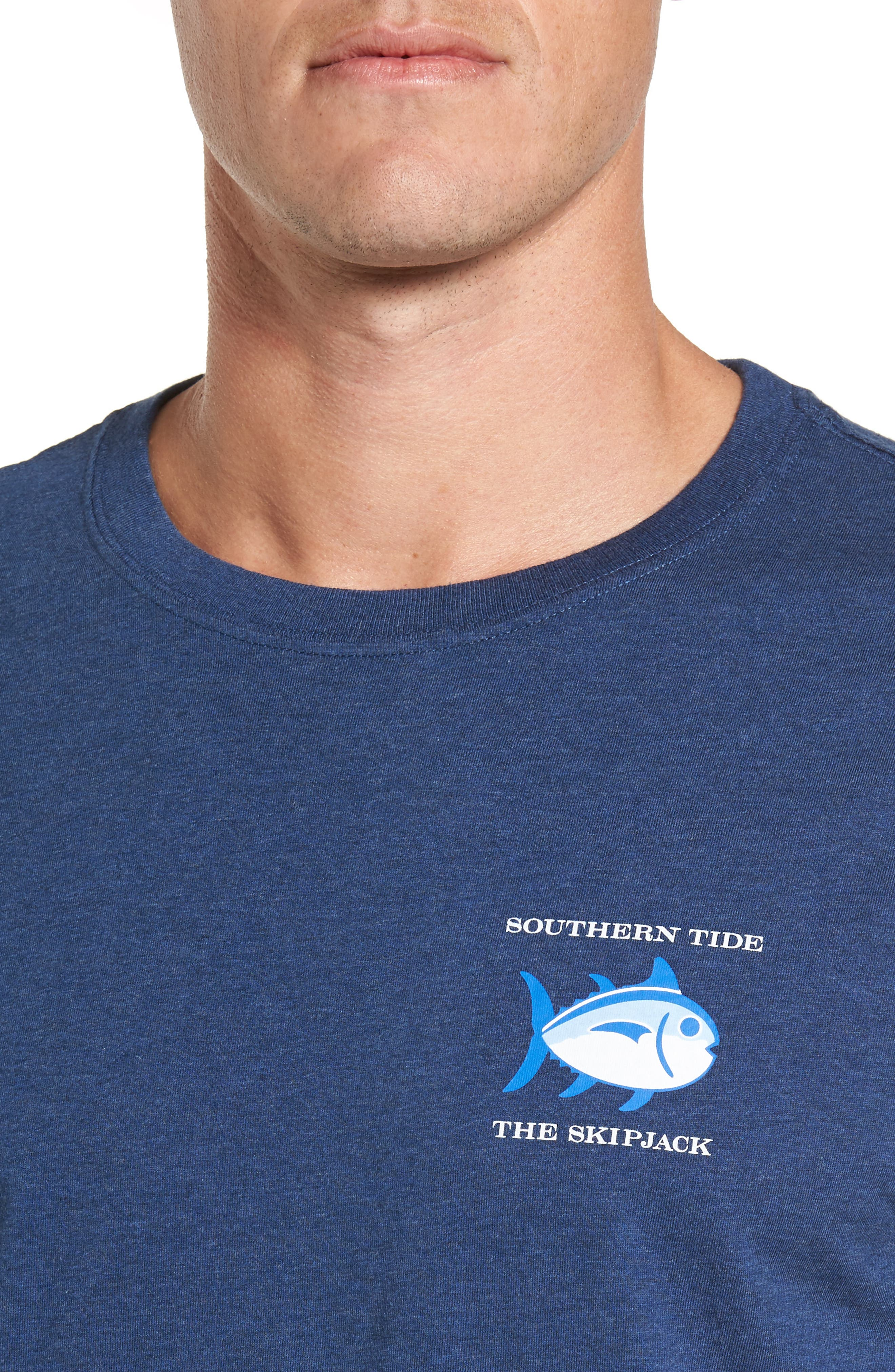 Alternate Image 4  - Southern Tide Original Graphic T-Shirt