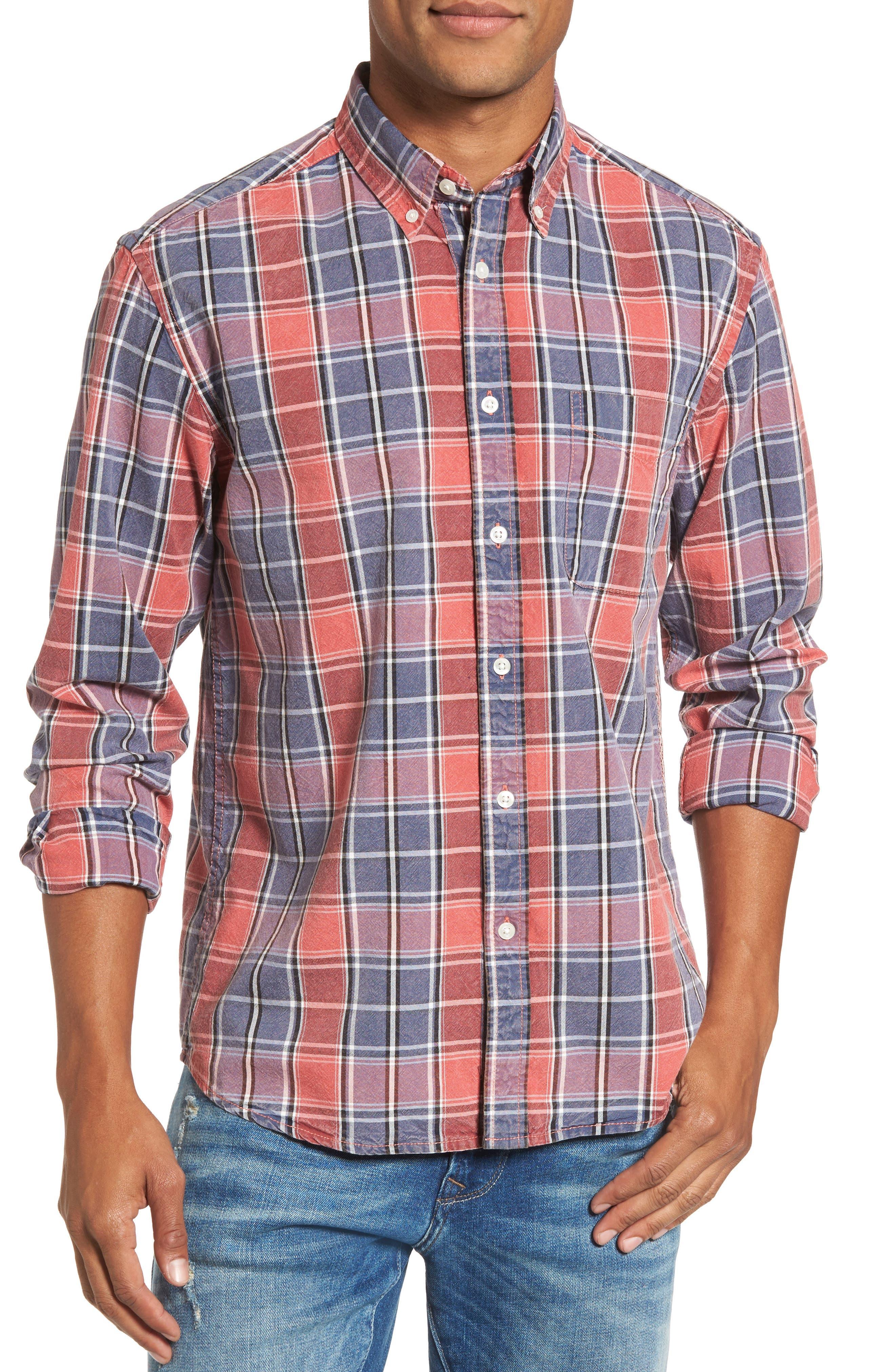 Main Image - Vintage 1946 Regular Fit Oxford Sport Shirt