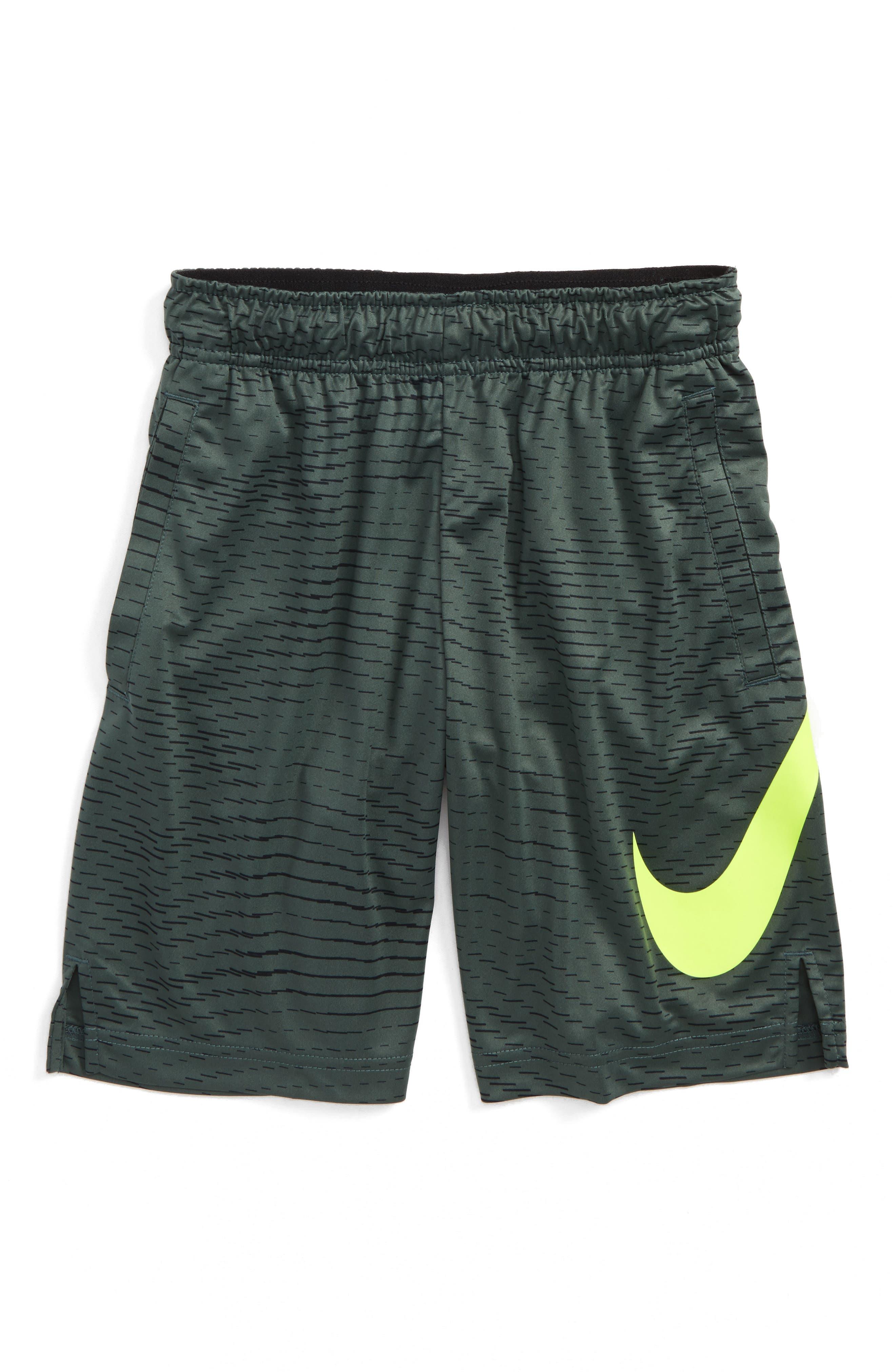 Nike AOP Dry Shorts (Little Boys & Big Boys)