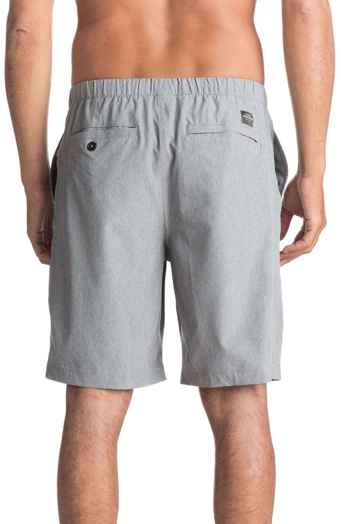 Alternate Image 2  - Quiksilver Waterman Collection Suva Amphibian Shorts