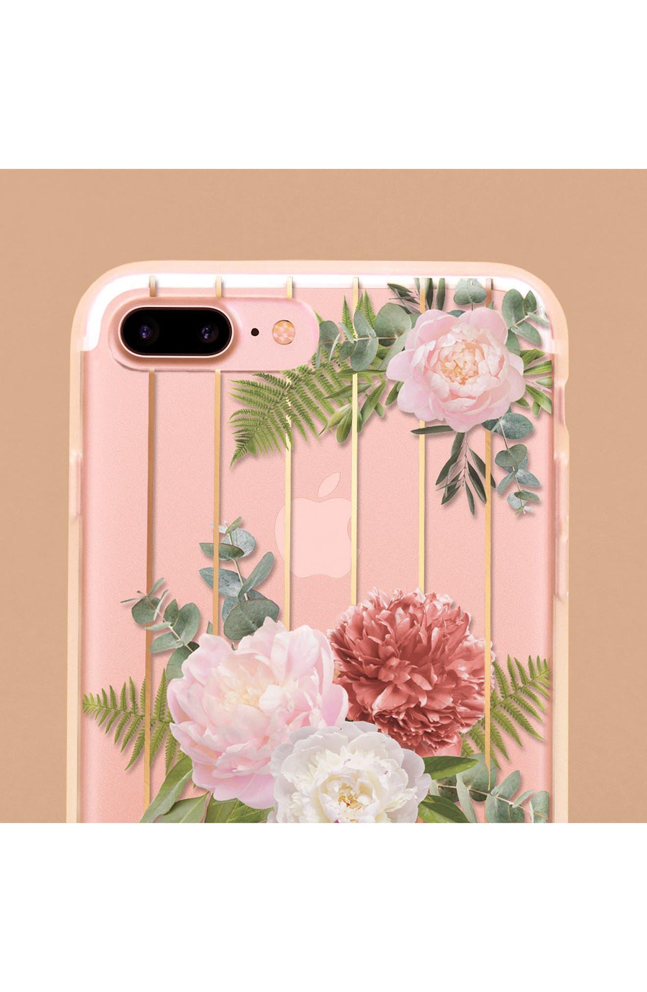 Trio iPhone 7/8 & 7/8 Plus Case,                             Alternate thumbnail 5, color,                             Pink