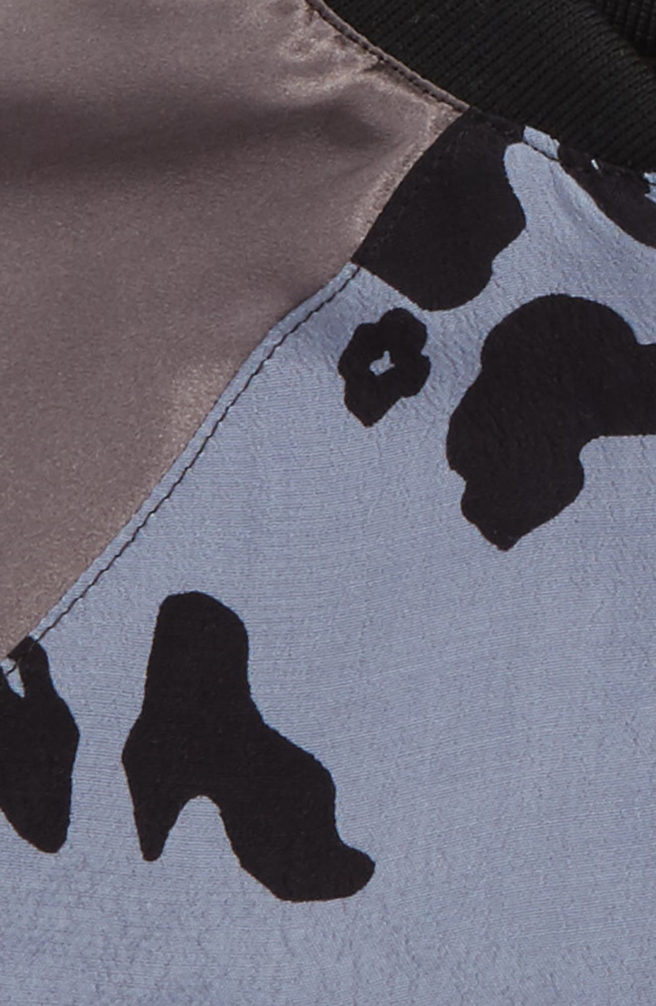 Alternate Image 2  - BERU Tatum Bomber Jacket (Toddler Girls & Little Girls)