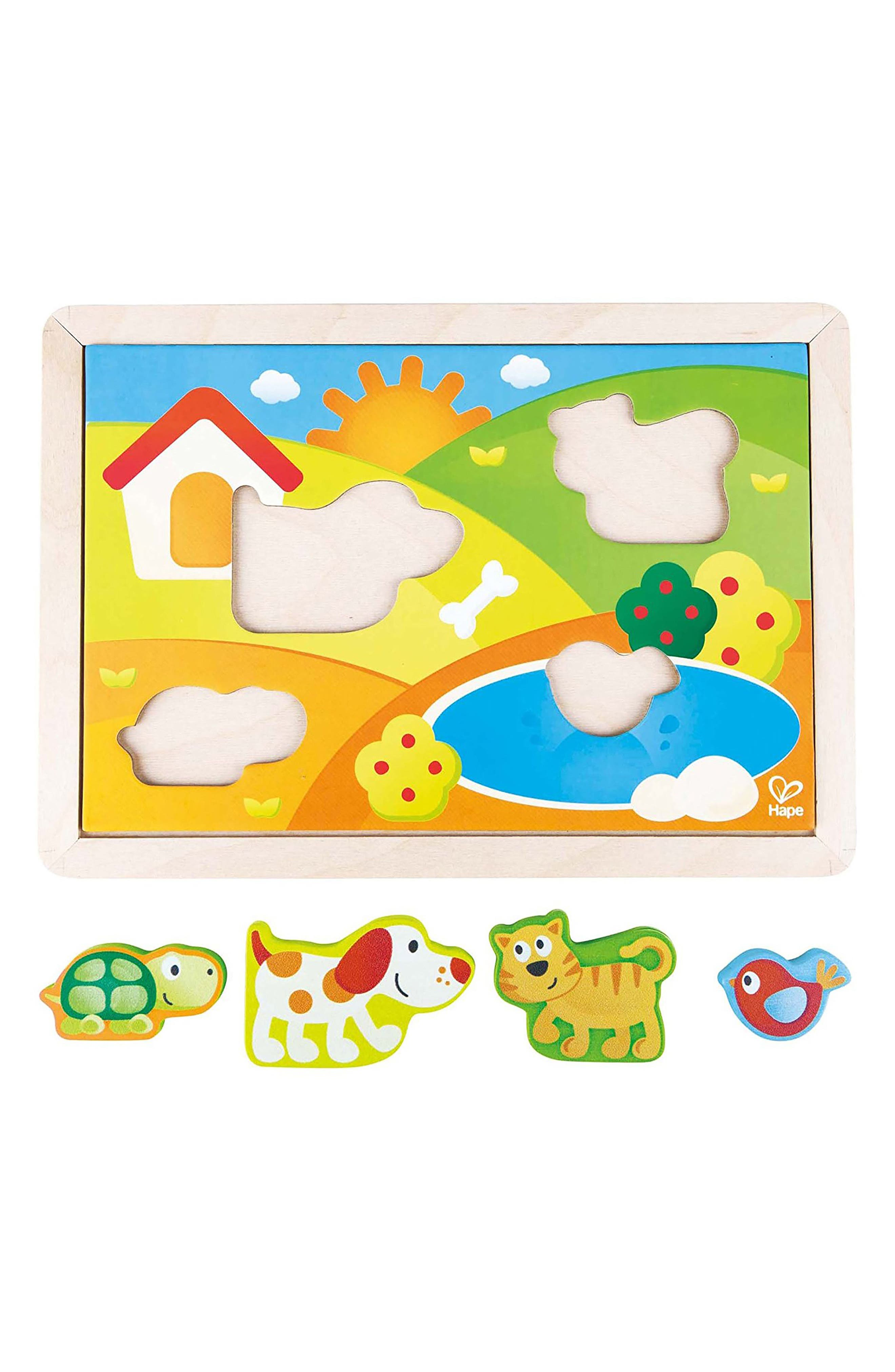 Sunny Valley 3-in-1 Puzzle,                             Alternate thumbnail 5, color,                             Multi