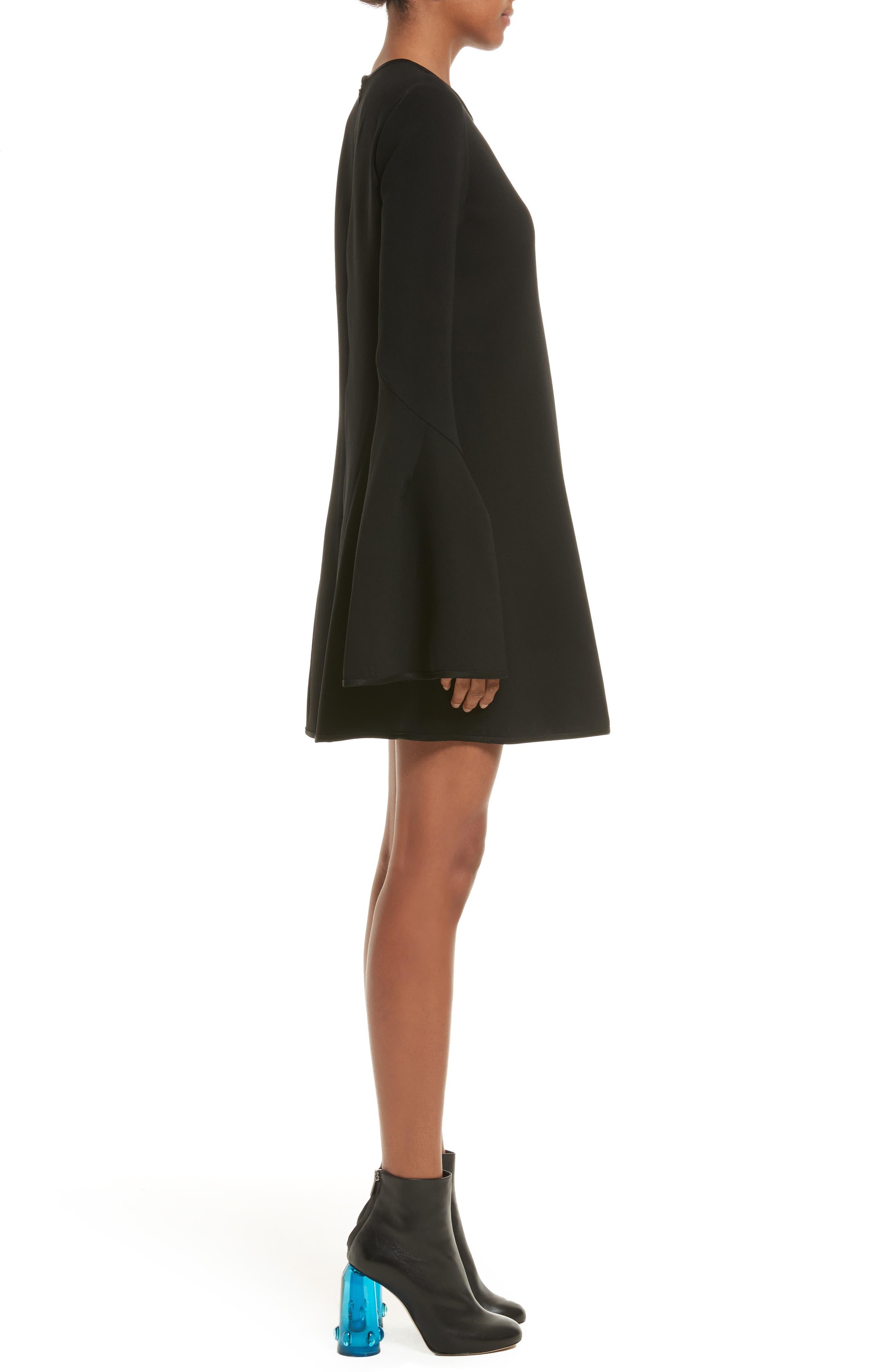Alternate Image 3  - ELLERY Preacher Satin Crepe Dress