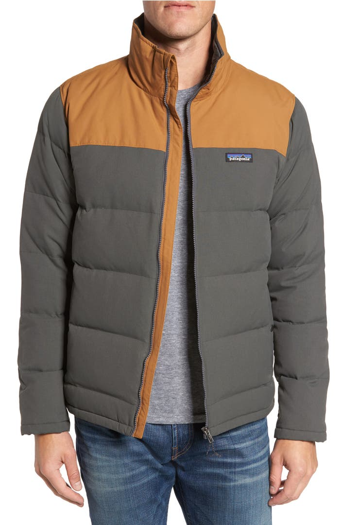 Patagonia Bivy Water Repellent Down Jacket Nordstrom