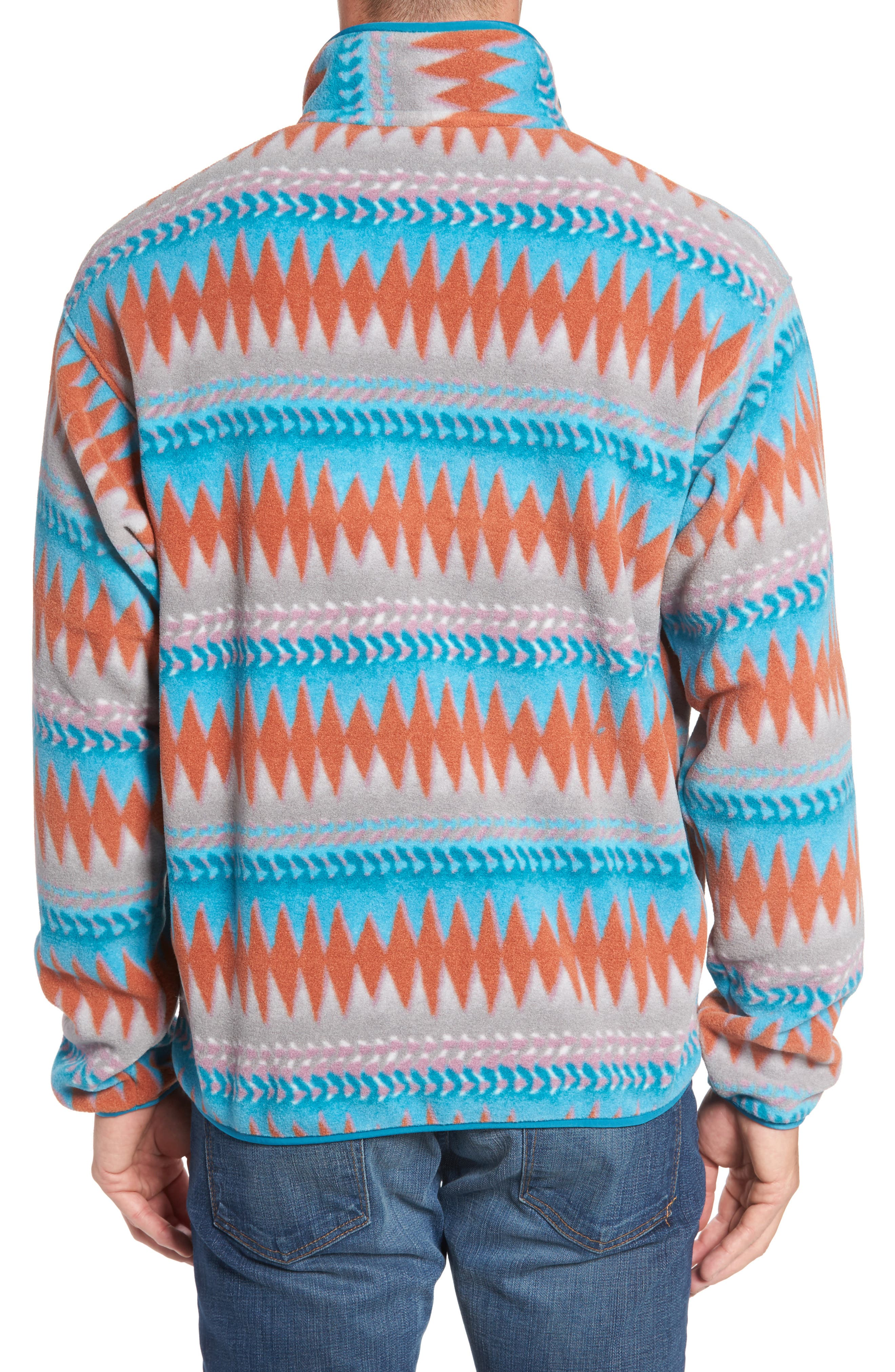 Alternate Image 2  - Patagonia Synchilla® Snap-T® Fleece Pullover