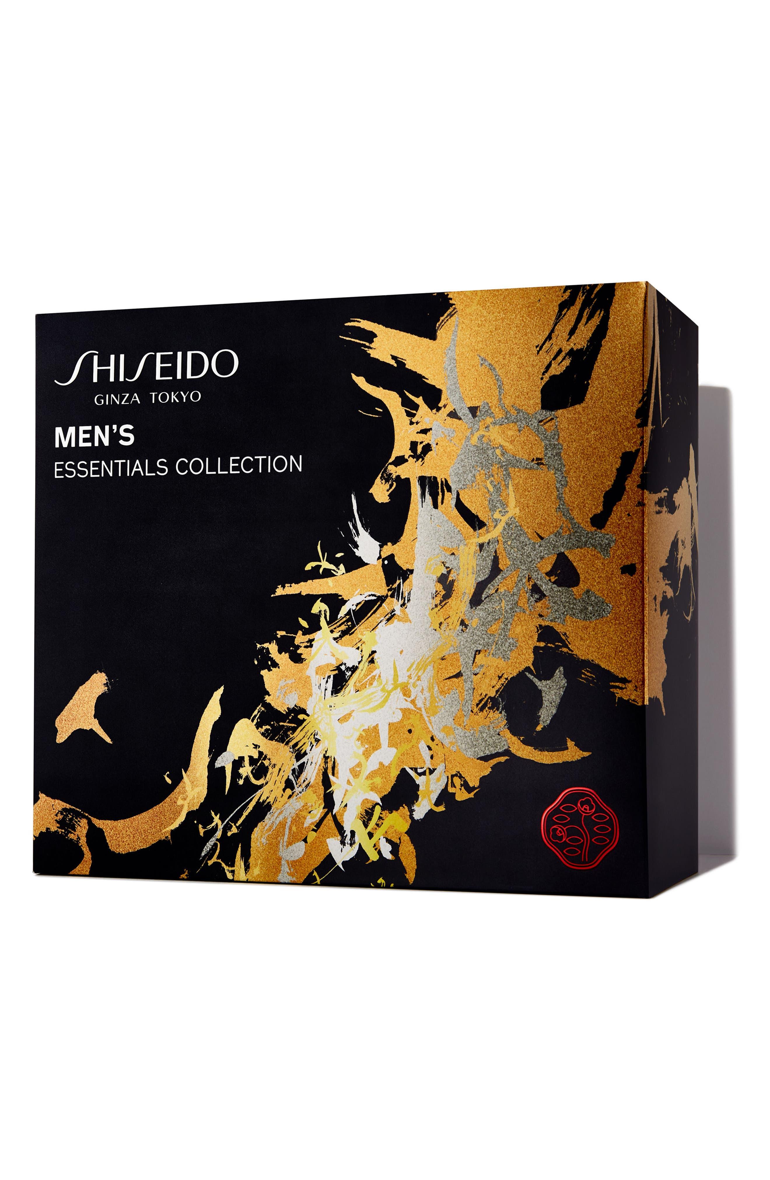 Alternate Image 3  - Shiseido Men's Essentials Collection ($108 Value)