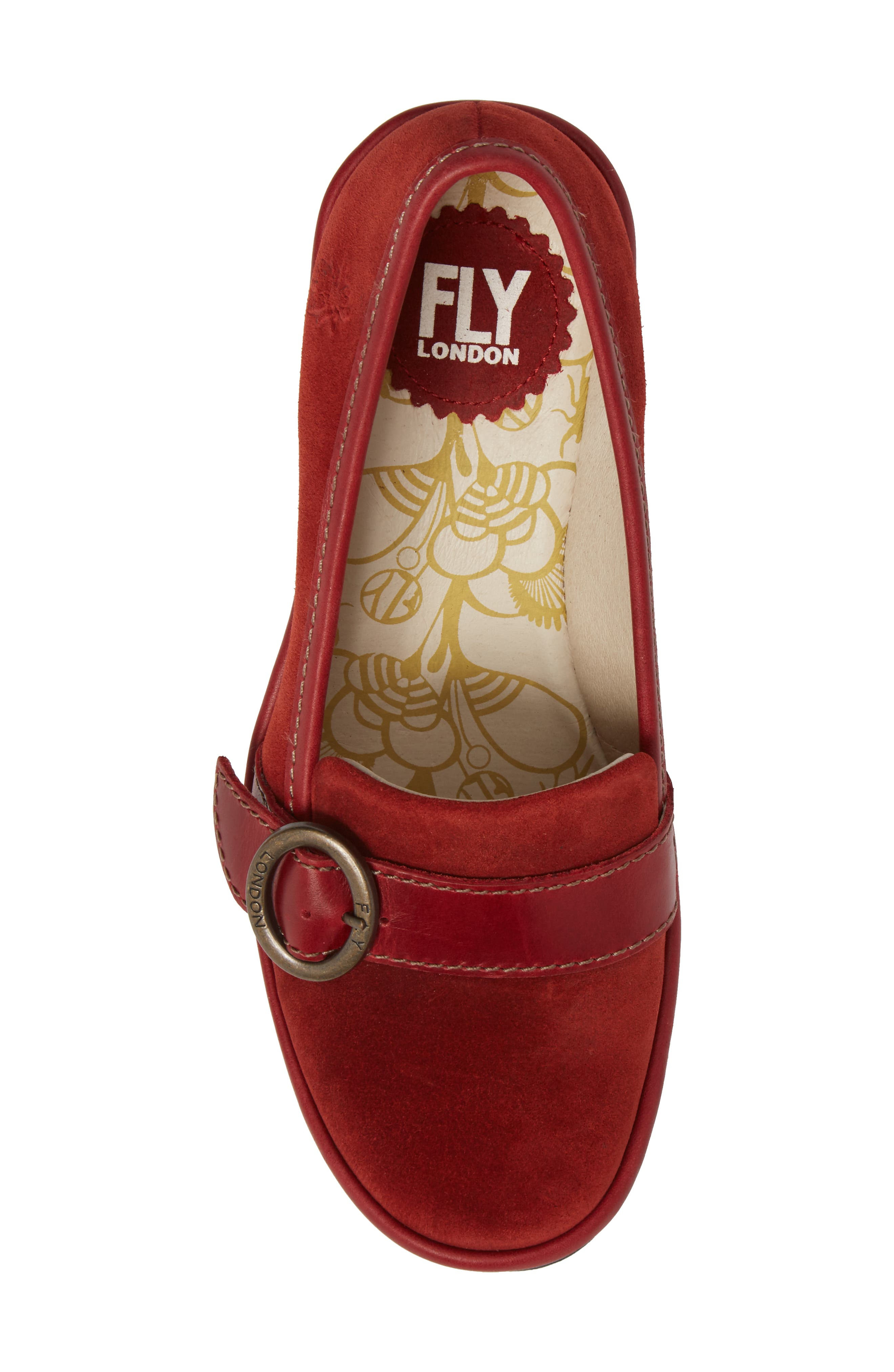 Alternate Image 5  - Fly London Yond Wedge (Women)