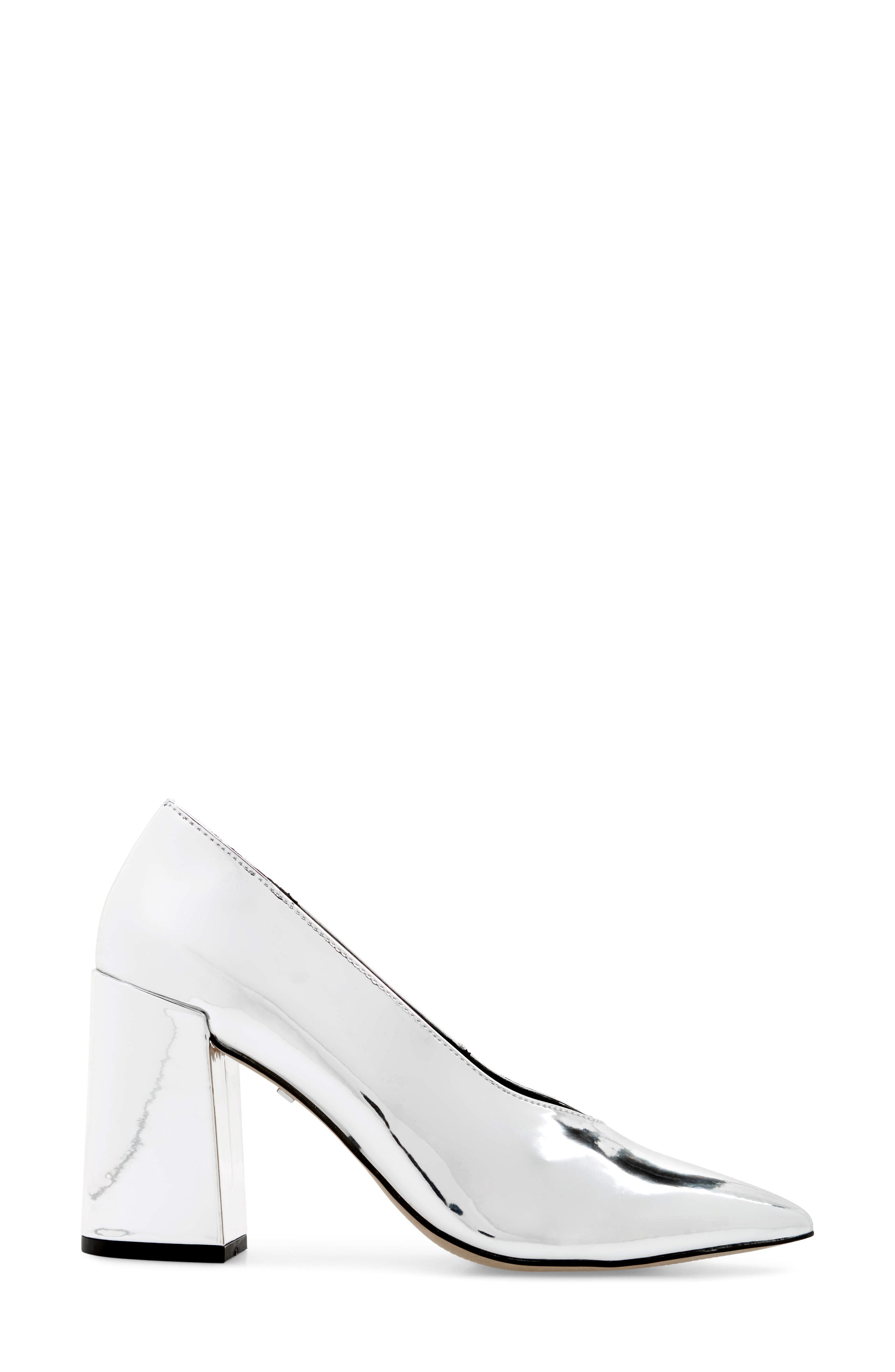 Alternate Image 3  - Topshop Greatal Pointy Toe Pump (Women)