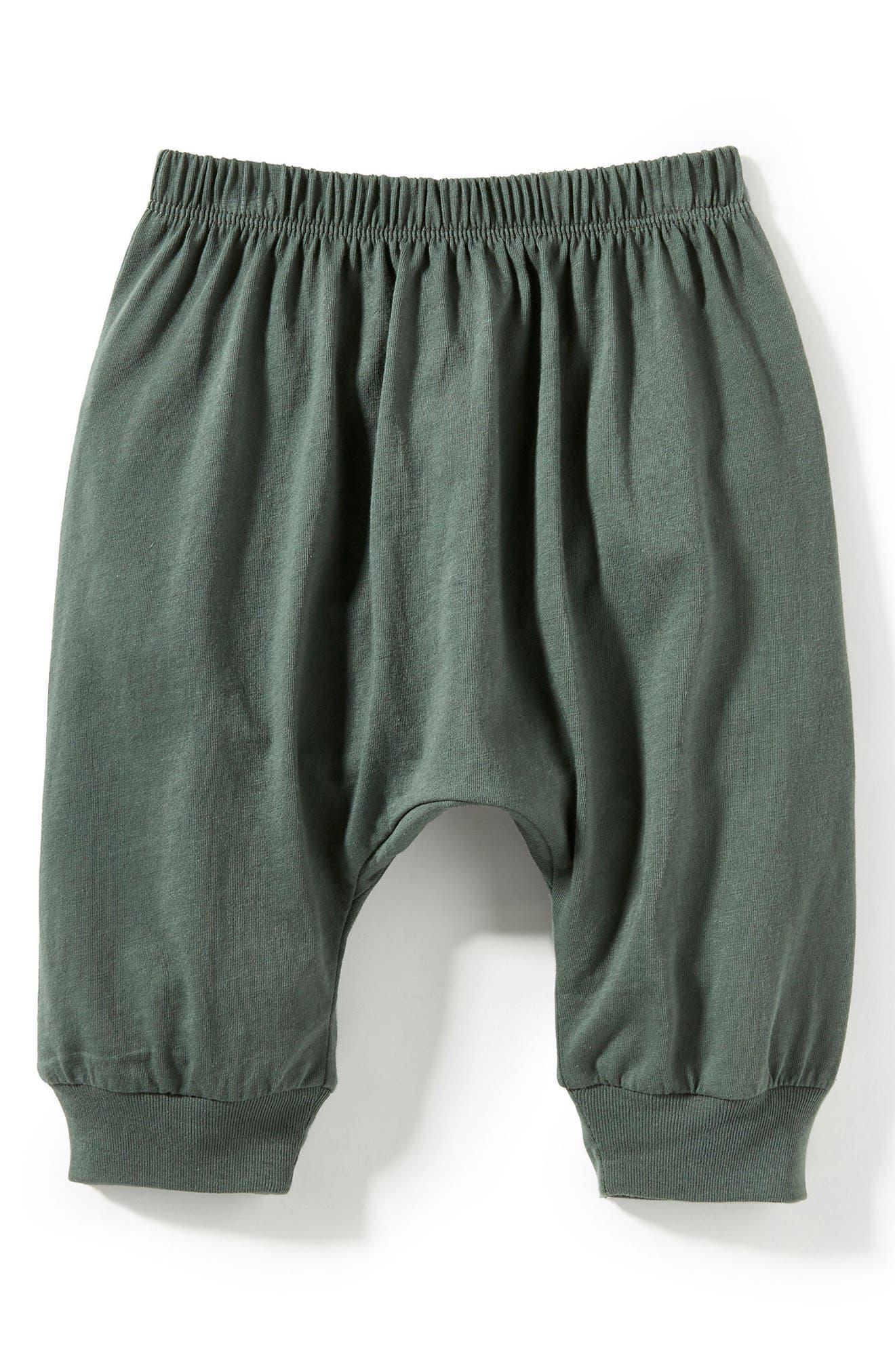 Alternate Image 1 Selected - Peek Little Peanut Jogger Pants (Baby Boys)