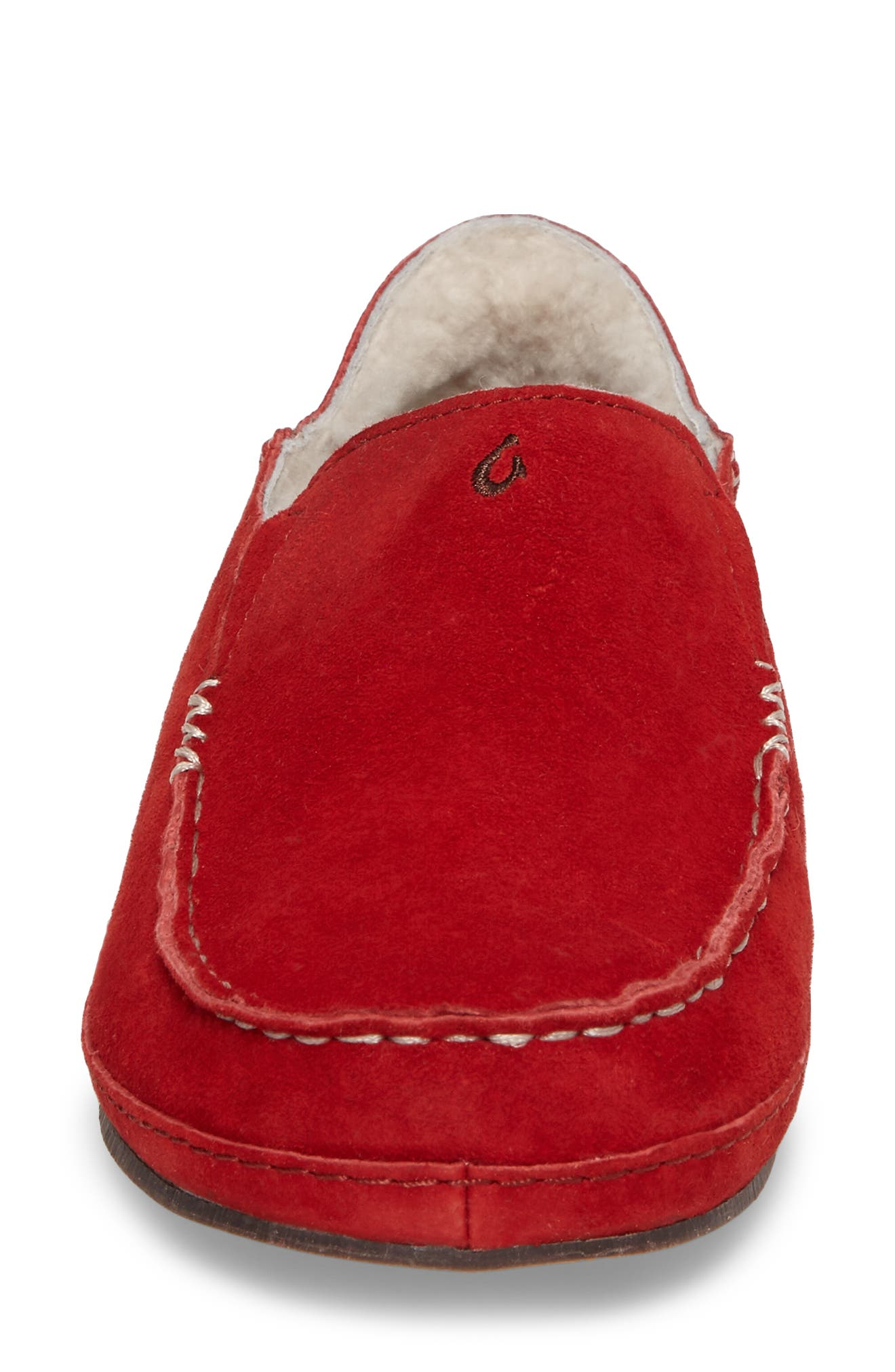 Alternate Image 4  - OluKai Nohea Nubuck Slipper (Women)