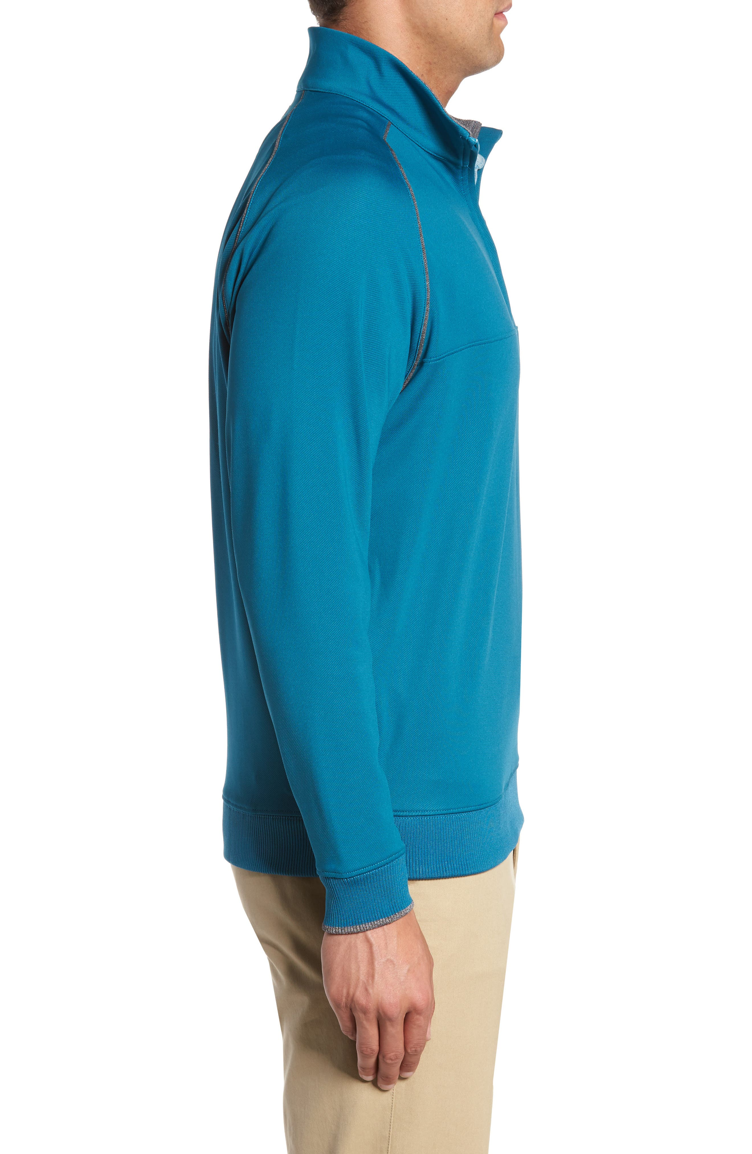 Alternate Image 3  - Bobby Jones XH20 Banded Bottom Pullover